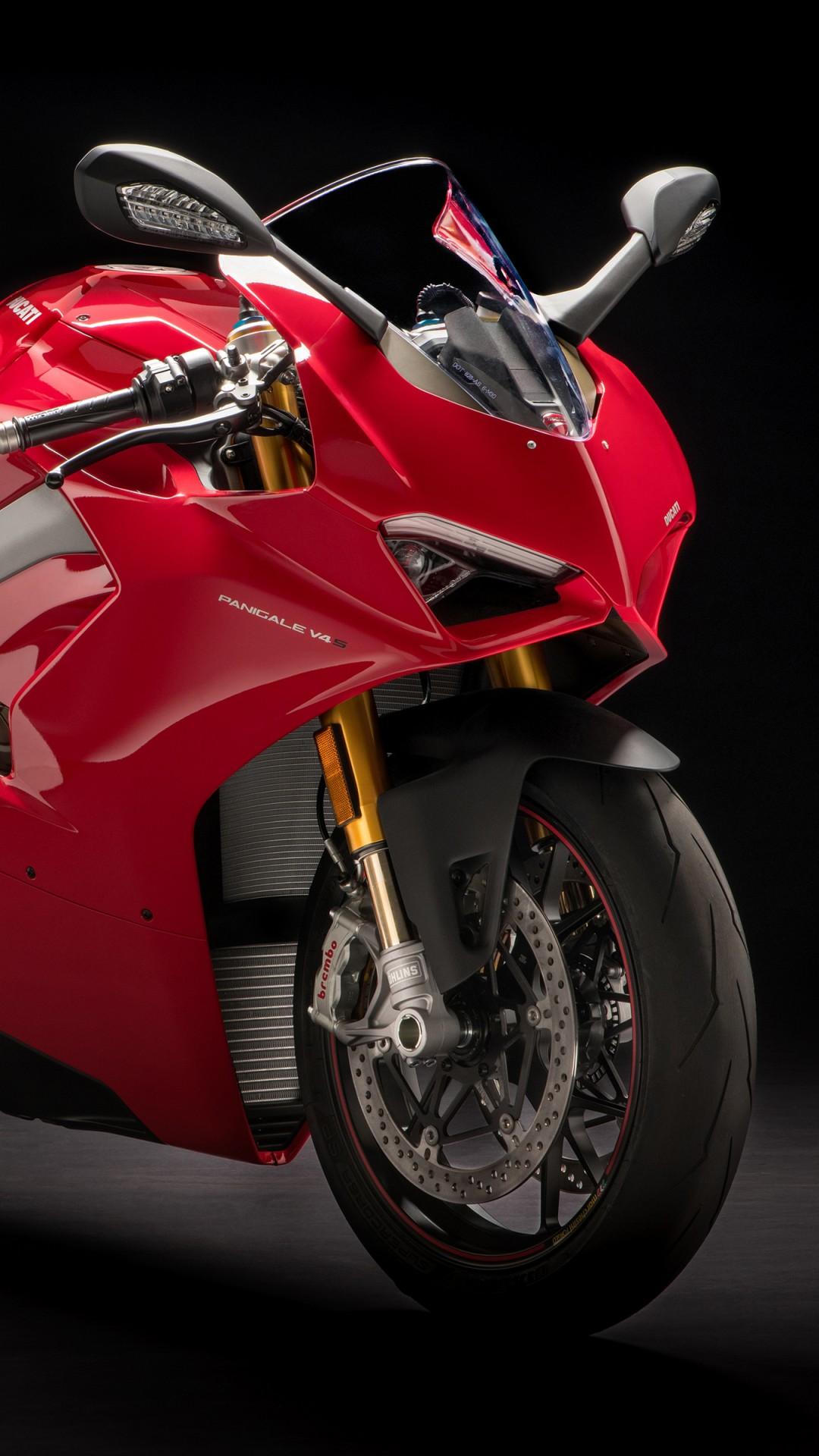 Wallpaper Ducati Panigale V4 S, 2018 Bikes, 4k, Cars ...