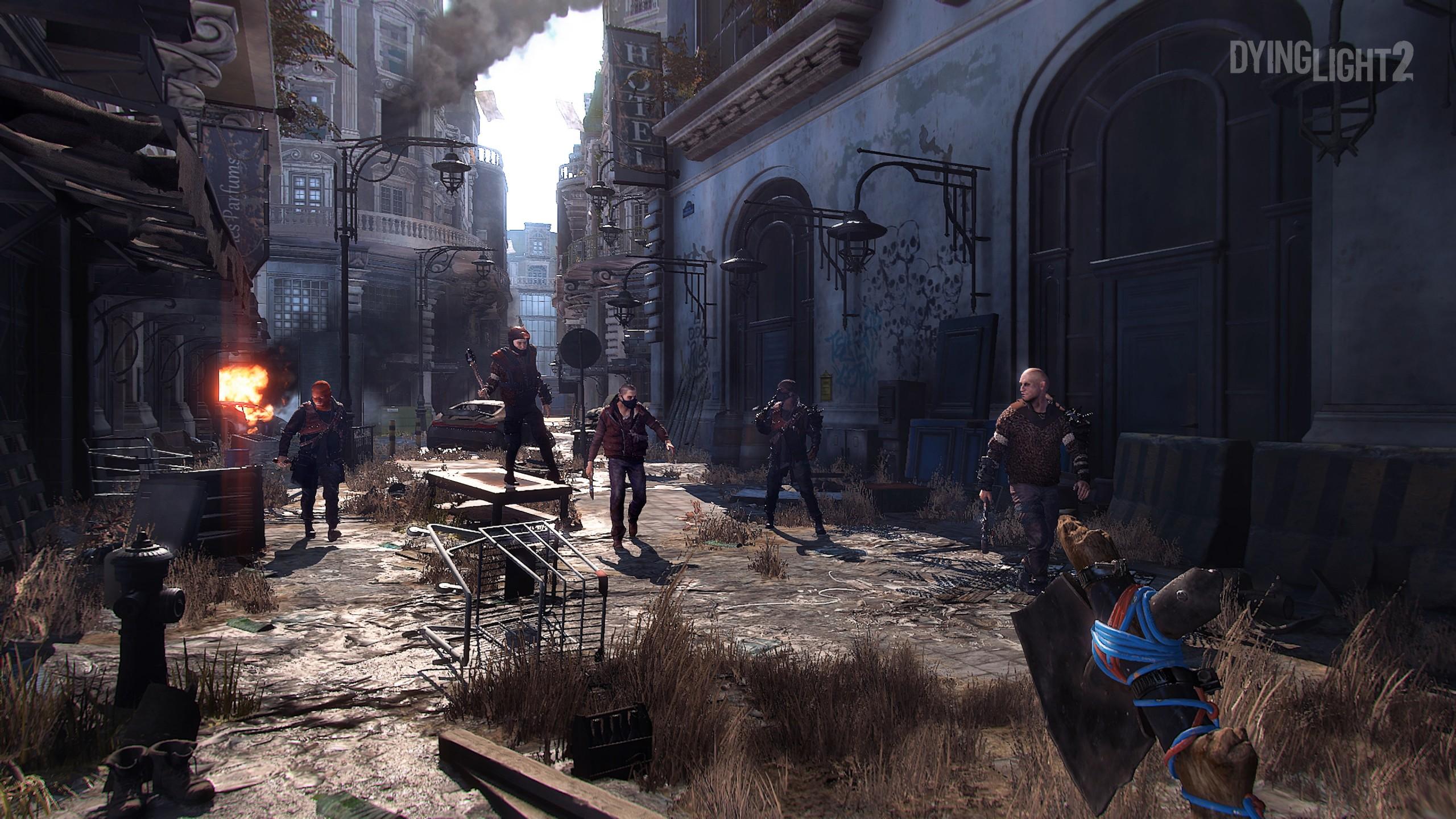 Wallpaper Dying Light 2 E3 2018 Screenshot 4k Games 19025