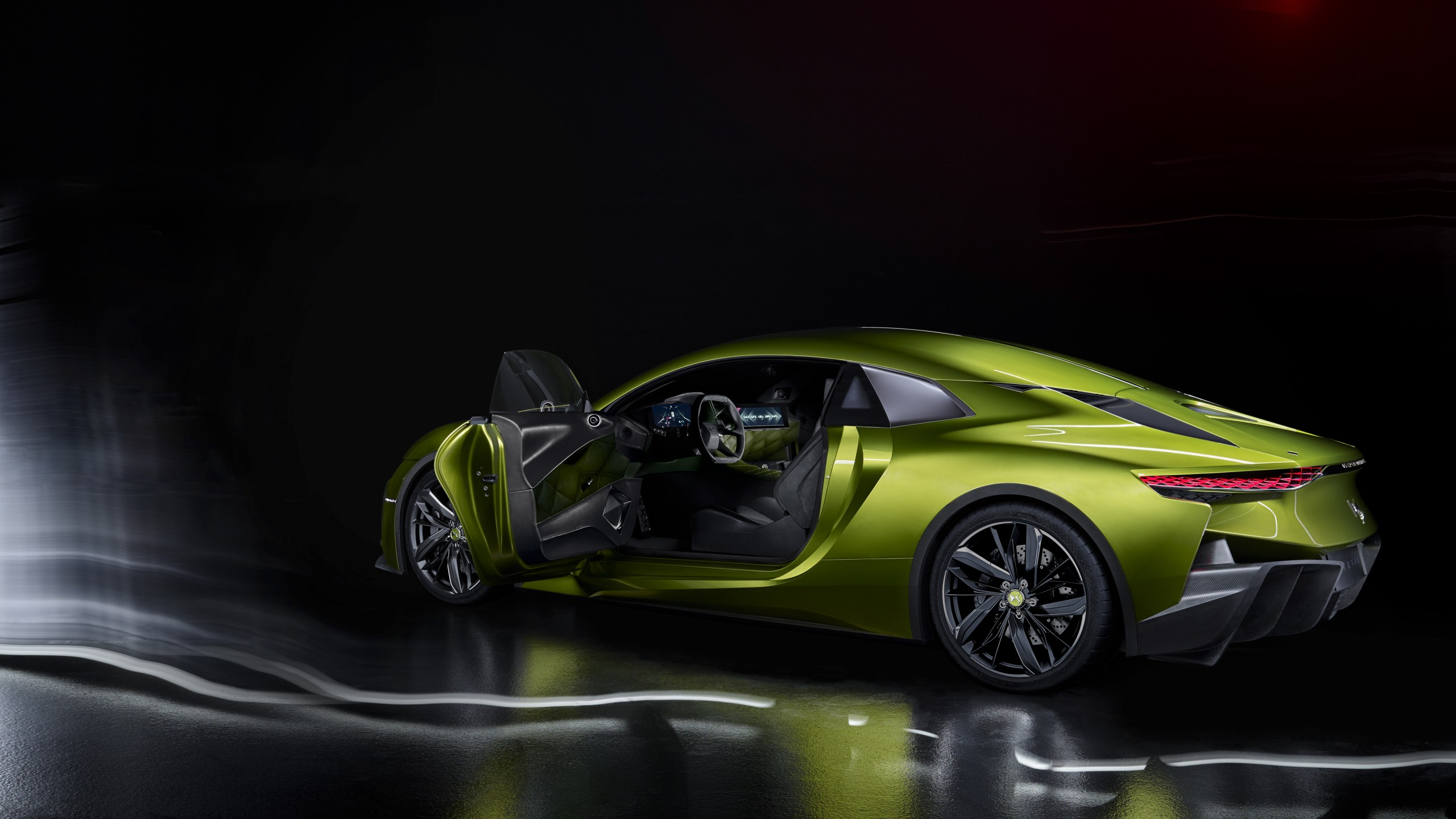 Wallpaper E Tense Geneva Auto Show 2016 Electric Cars