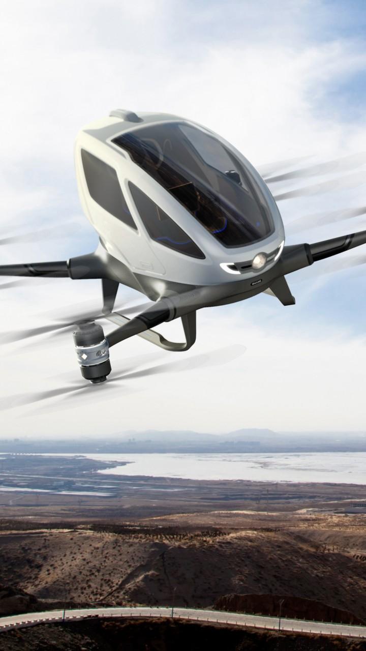 184 Best Makiažo Tendencijos Ir Grožio Patarimai Images On: Wallpaper Ehang 184, Aerial Vehicle, Best Drones, Review