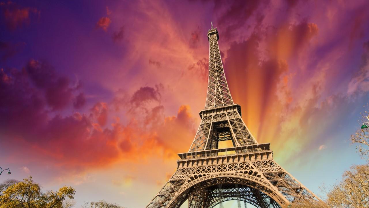 Wallpaper Eiffel Tower  Paris  France  Tourism  Travel  Architecture  5094