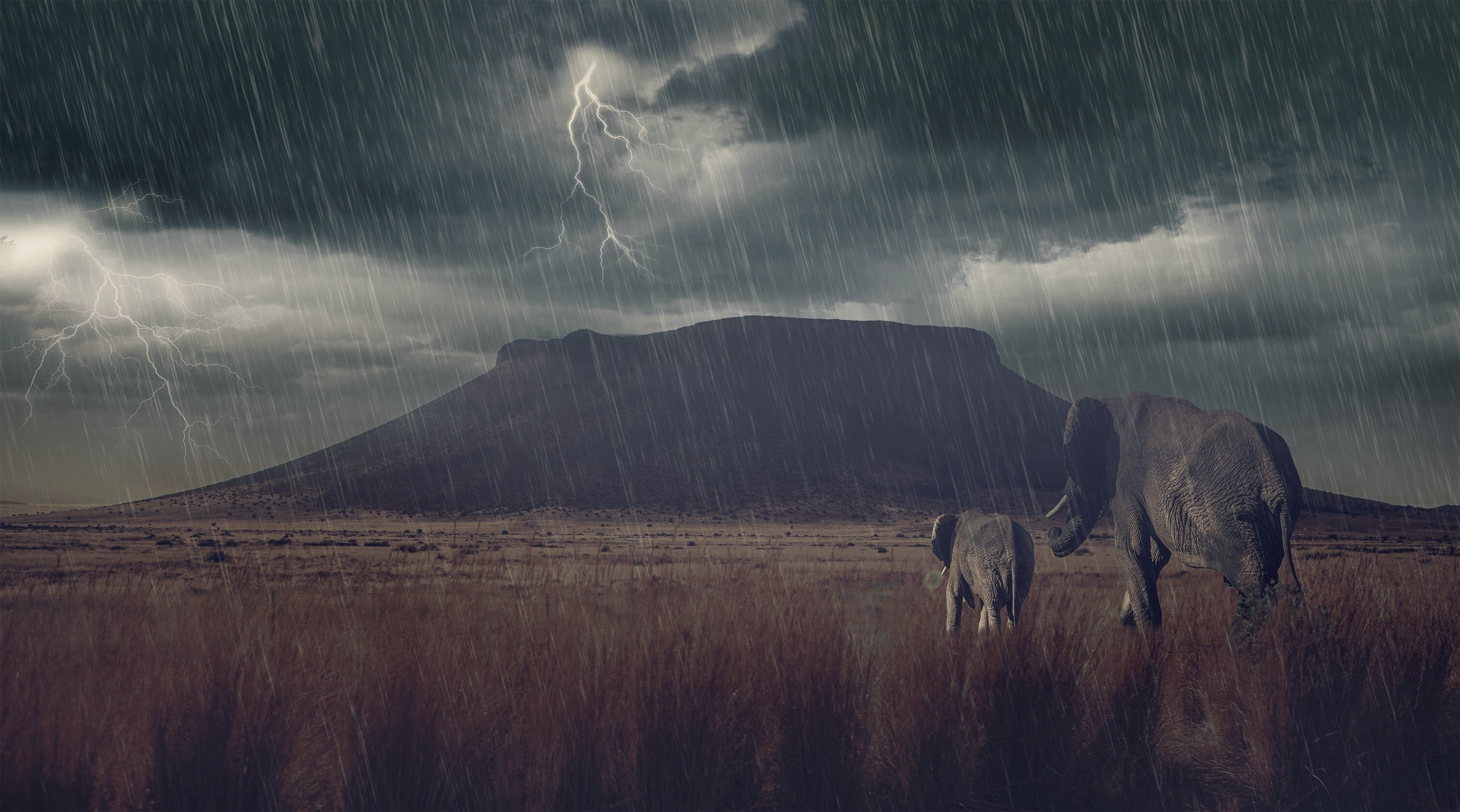 storm in mountains 1920x1080 wallpaper - photo #14