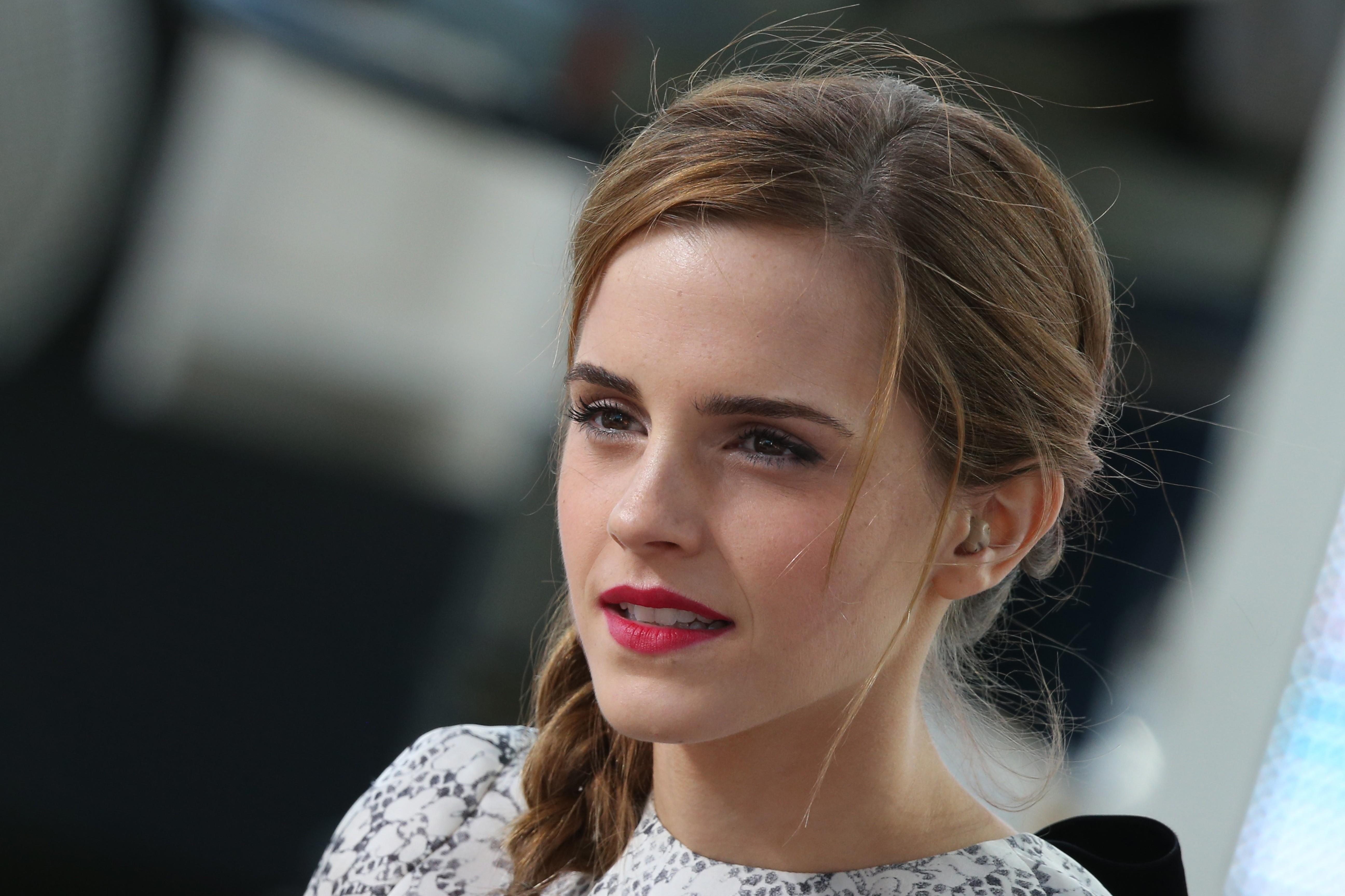 Wallpaper Emma Watson, EM, Emma Charlotte Duerre Watson ... Rosie Huntington Whiteley Lips
