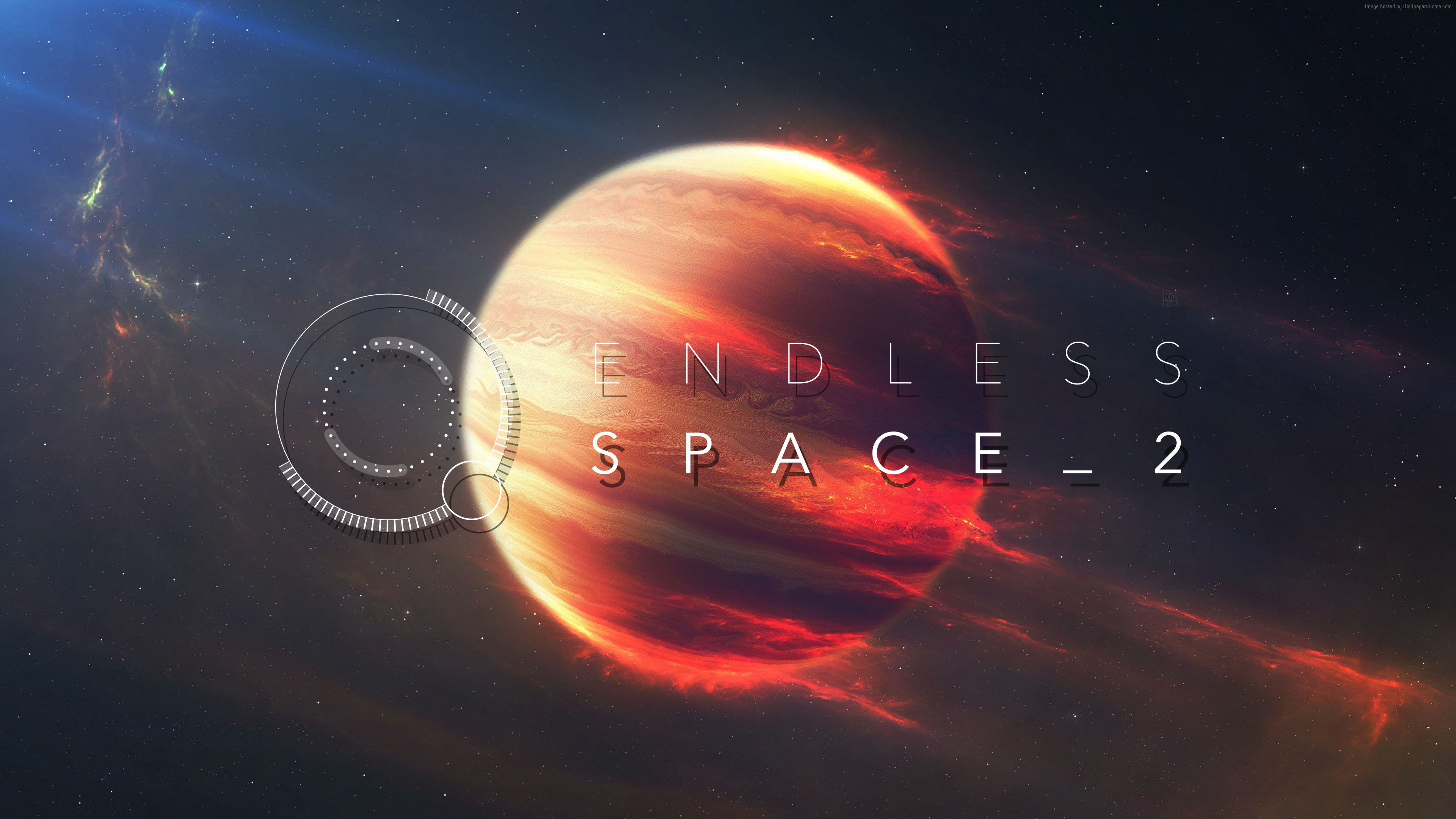 Wallpaper Endless Space 2 4k E3 2017 Games 13771