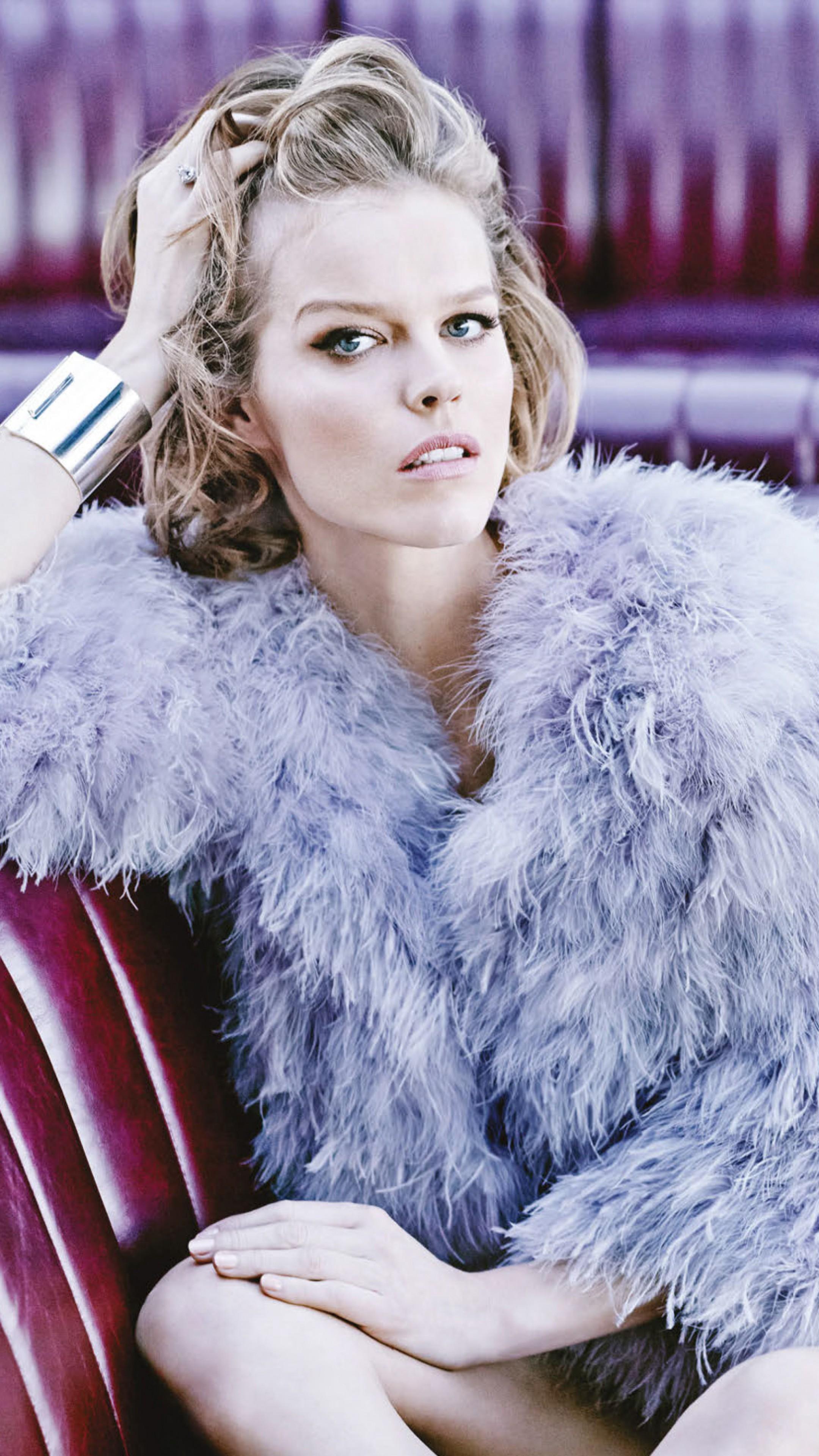 Wallpaper Eva Herzigova Top Fashion Models 2015 Model