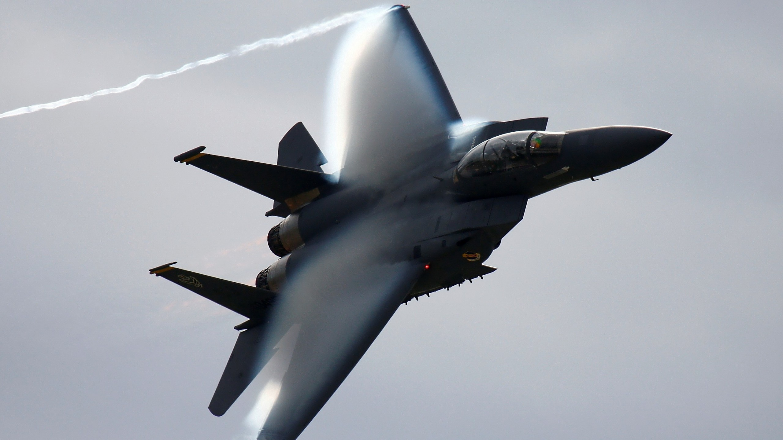 Wallpaper F 15 Tactical Fighter Eagle Mcdonnell Douglas