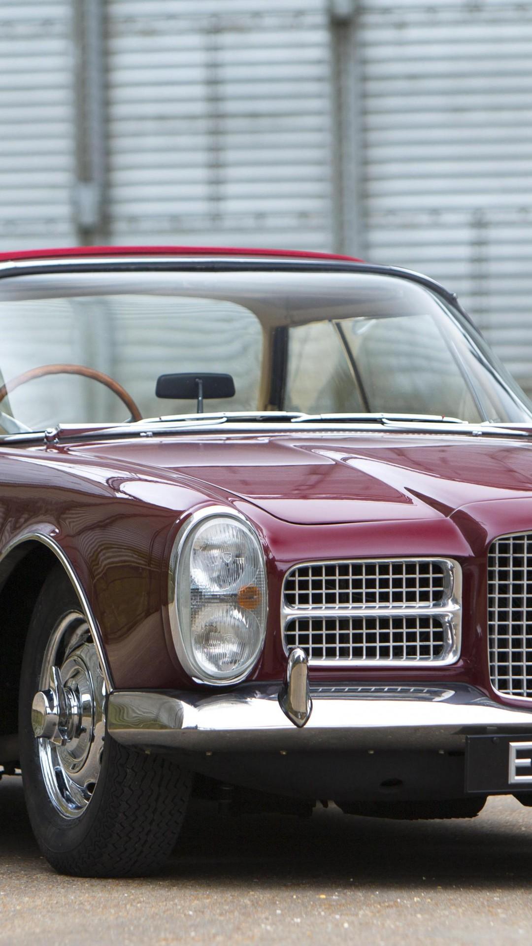Wallpaper Facel Vega, Facellia, III, 3, classic cars ...
