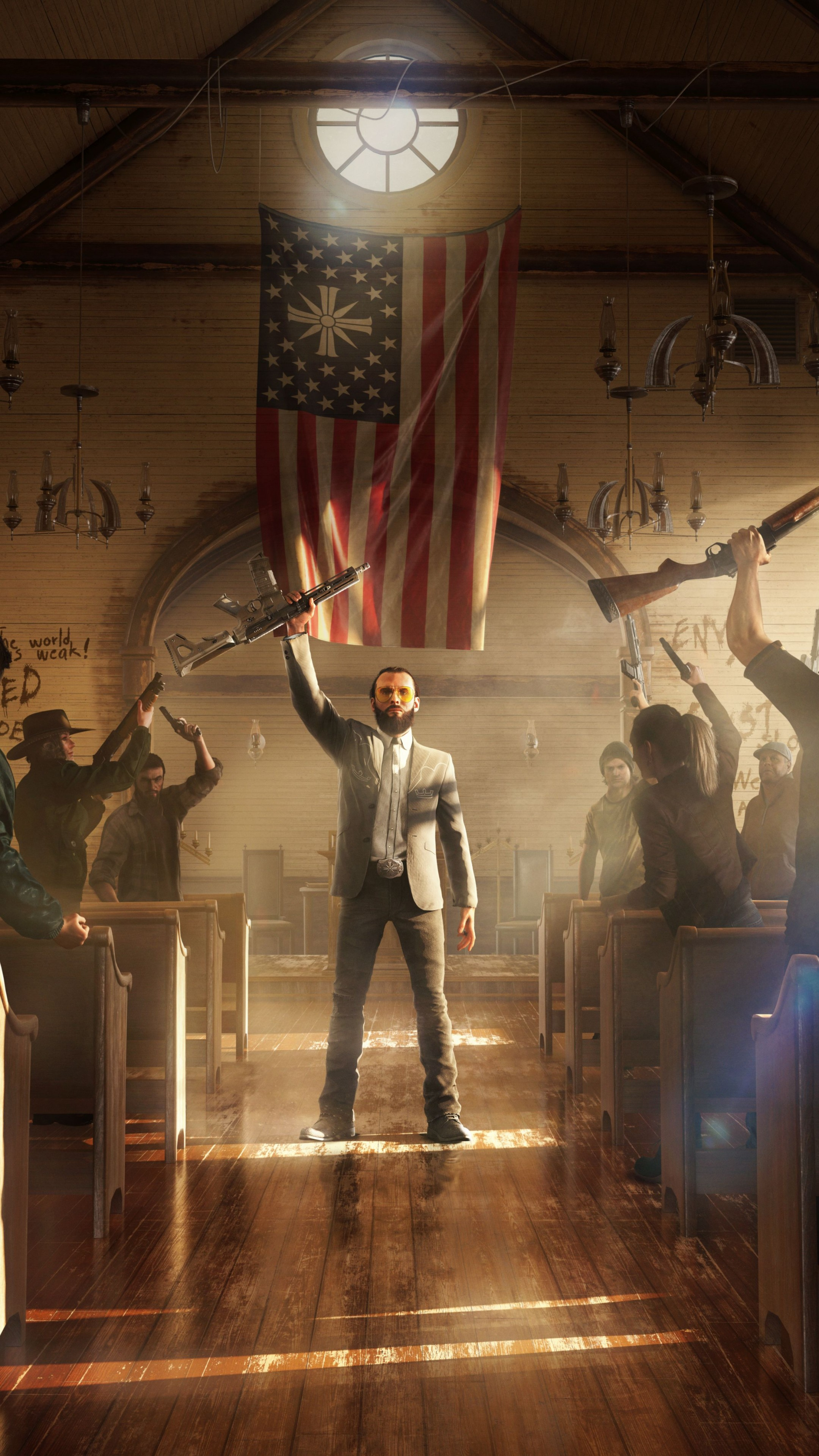 Wallpaper Far Cry 5 4k Hd E3 2017 Games 13860 Page 819