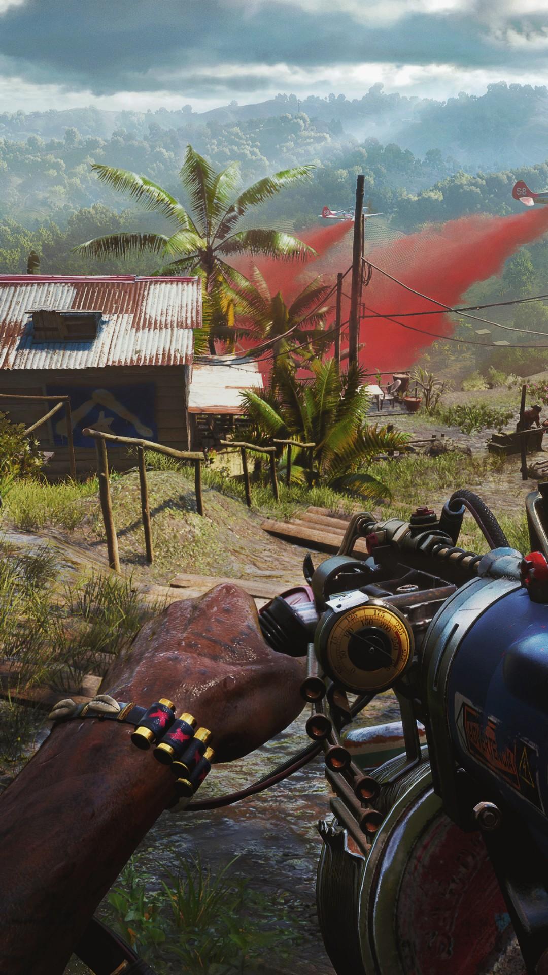 Wallpaper Far Cry 6 Screenshot 4k Games 22720