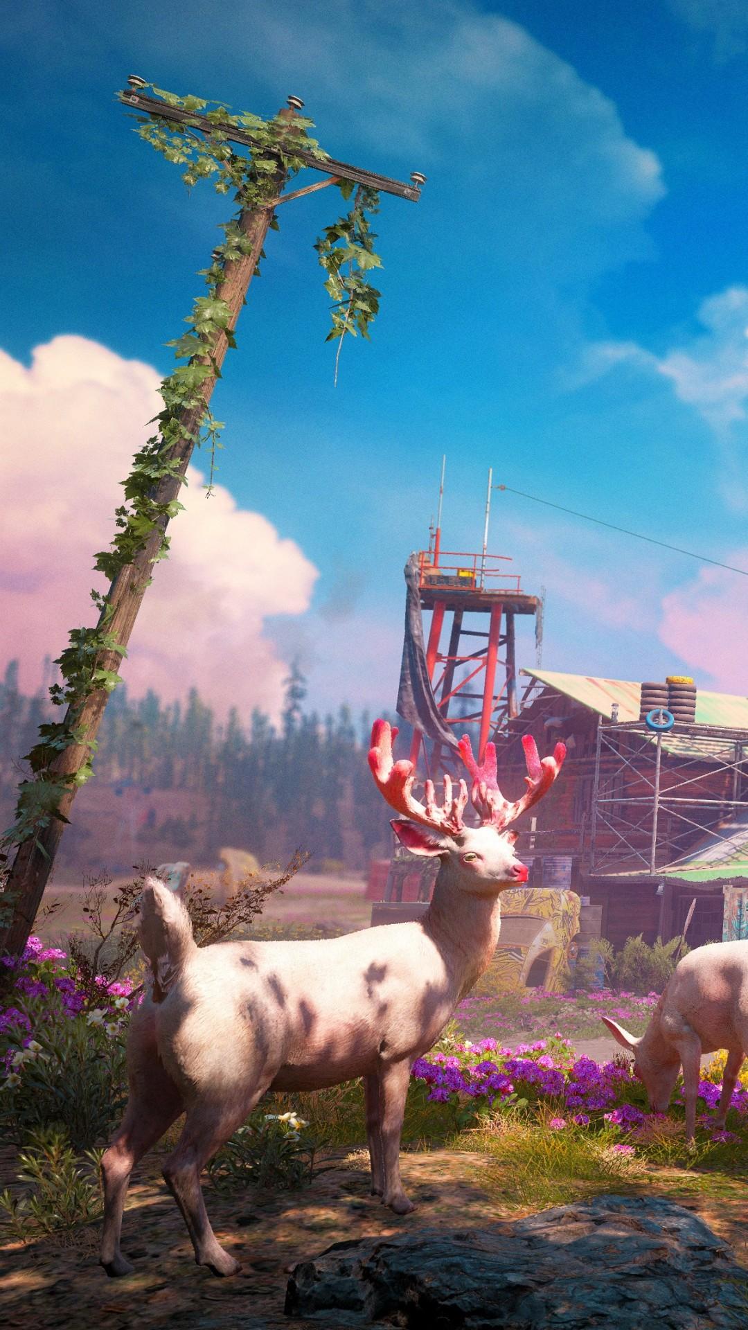 Wallpaper Far Cry New Dawn screenshot 4K Games 21007