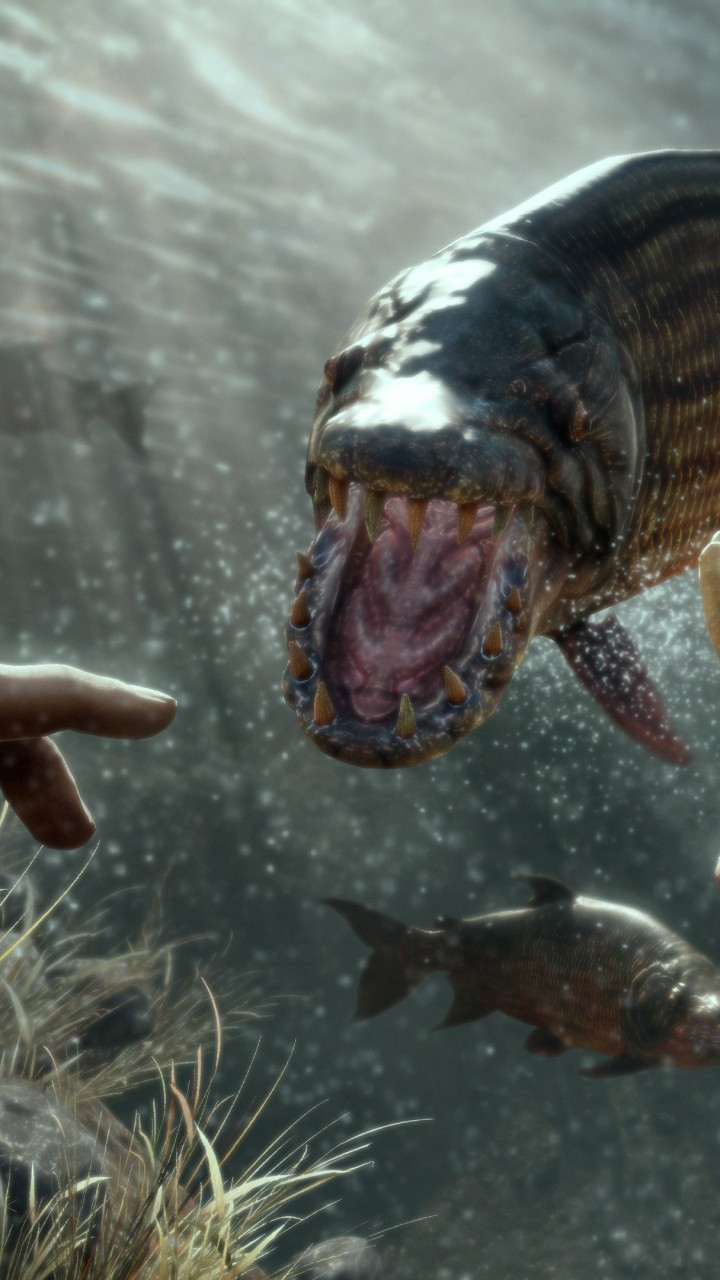 Far Cry Primal X Demon Fish Best Game Pc Ps Xbox One on Youtube Xbox Wallpapers