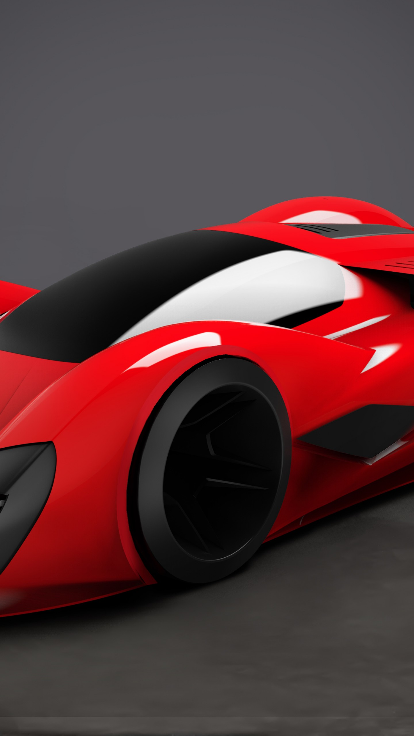 2016 Corvette Z07 >> Wallpaper Ferrari 2040, Parabolica, supercar, Ferrari World Design Contest 2016, FWDC, red, Cars ...