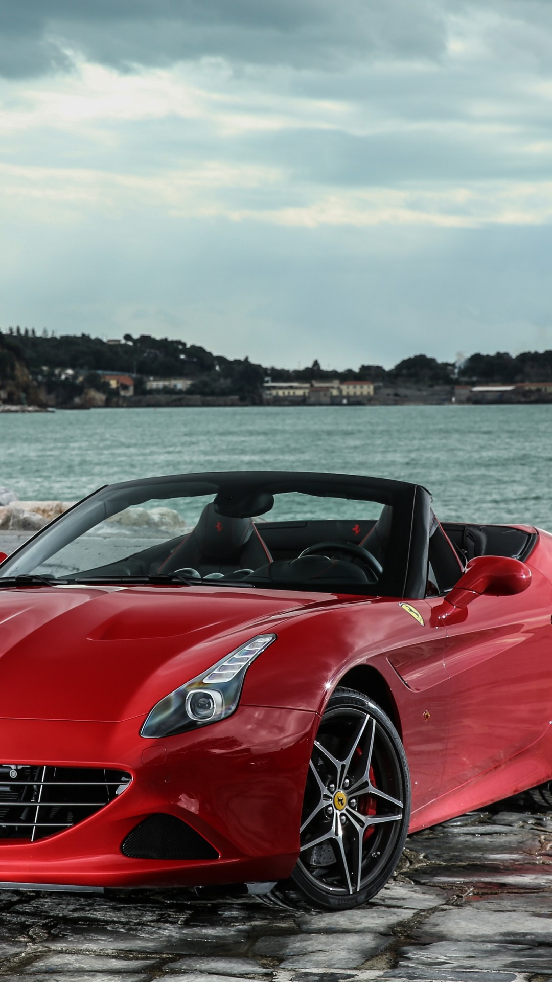 Wallpaper Ferrari California T HS, sport cars, red, Cars ...