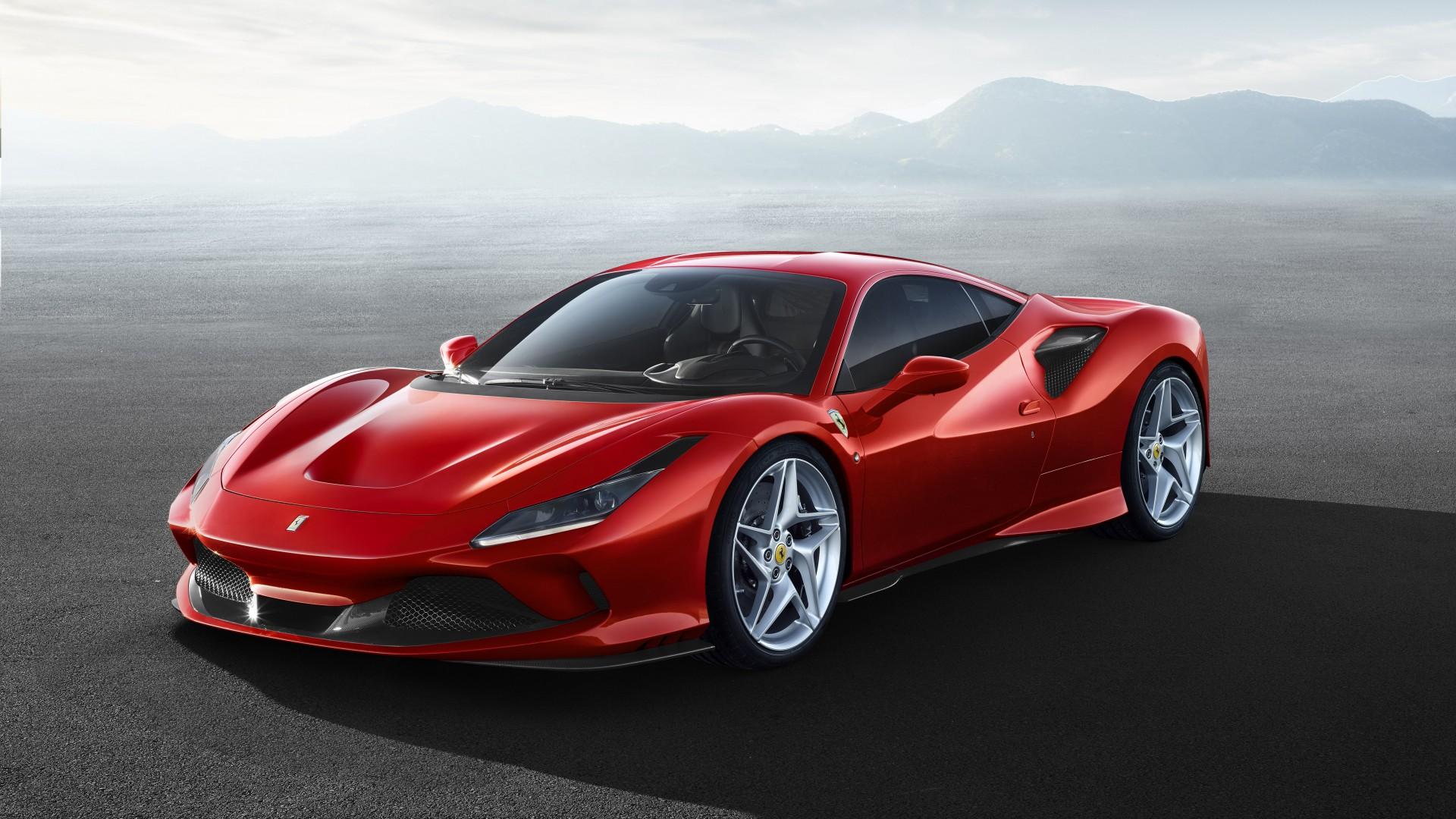 2019 Cars: Wallpaper Ferrari F8 Tributo, 2019 Cars, Supercar, Geneva