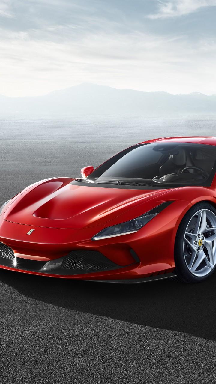 Wallpaper Ferrari F8 Tributo 2019 Cars Supercar Geneva