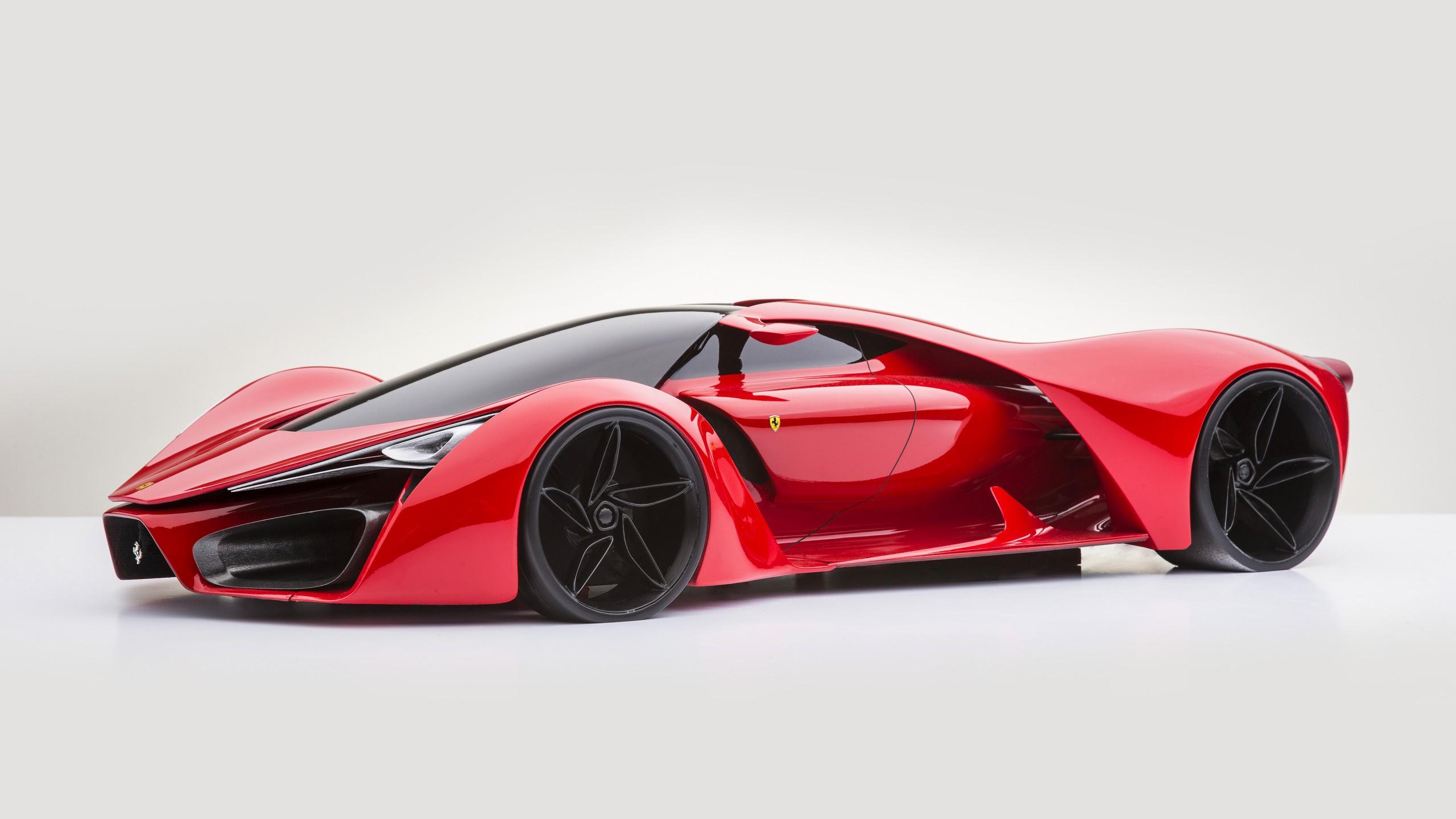 Wallpaper Ferrari LaFerrari, 5k, 4k wallpaper, hybrid, sports car, concept, Ferrari, supercar ...