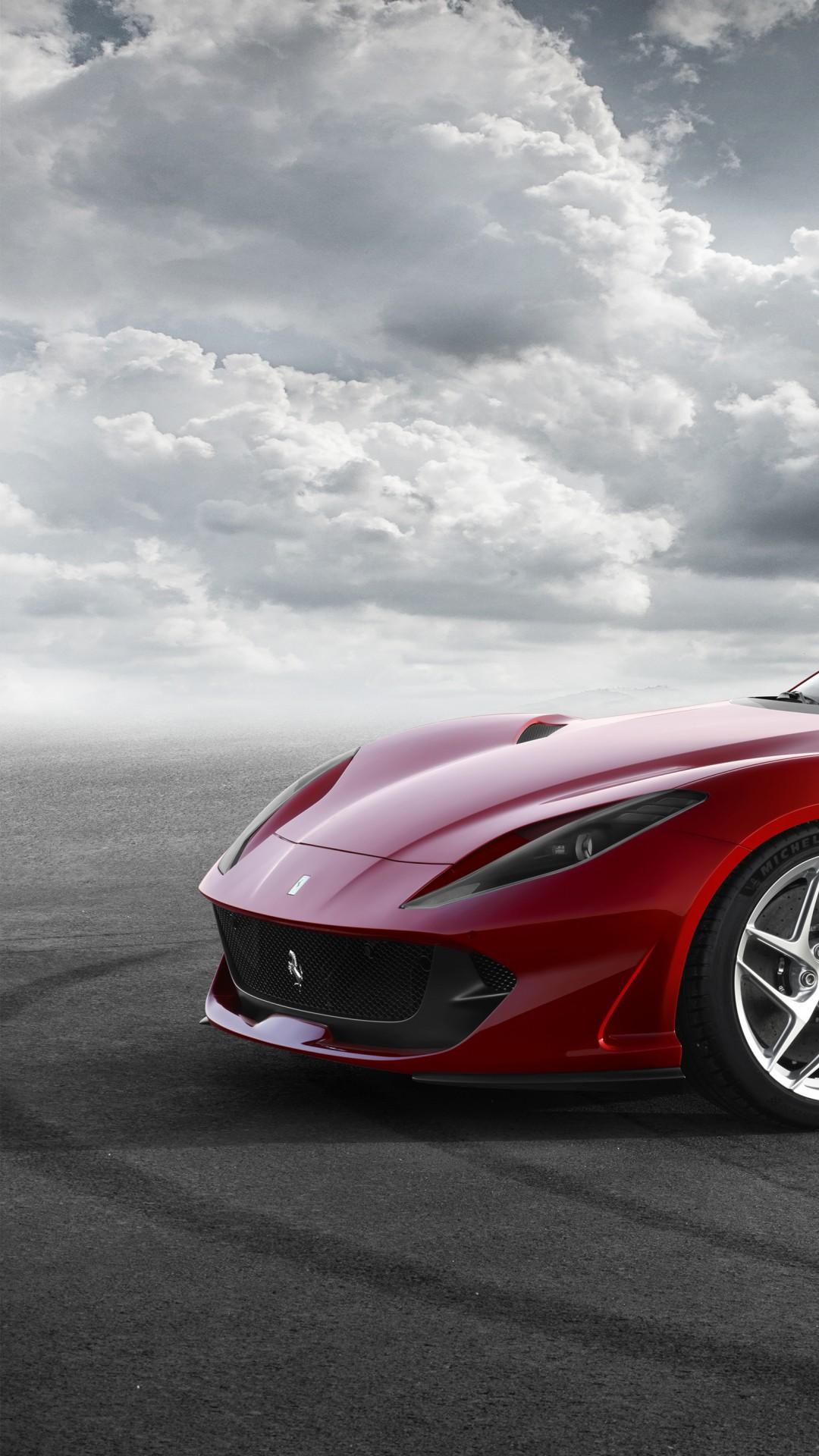 Jaguar F Type Interior >> Wallpaper Ferrari Portofino, 2018 Cars, 4k, Cars & Bikes ...