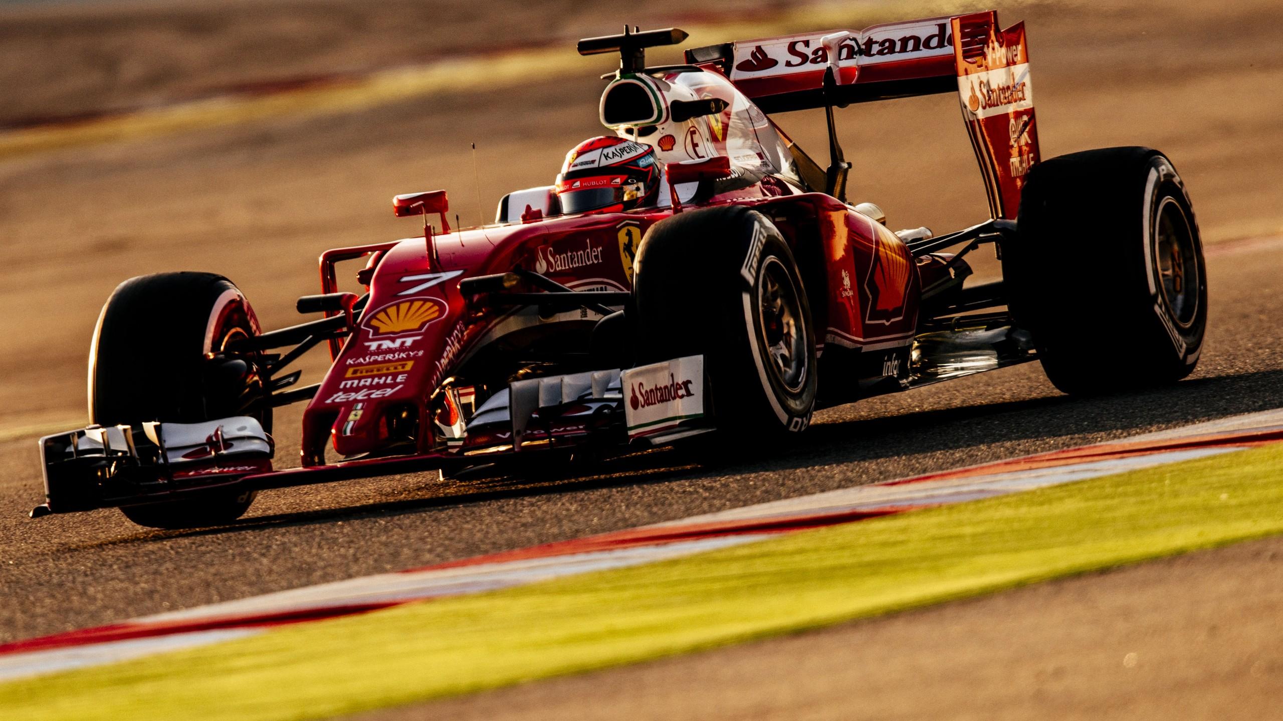 Wallpaper Ferrari SF16-H, Formula 1, F1, red, Cars & Bikes ...