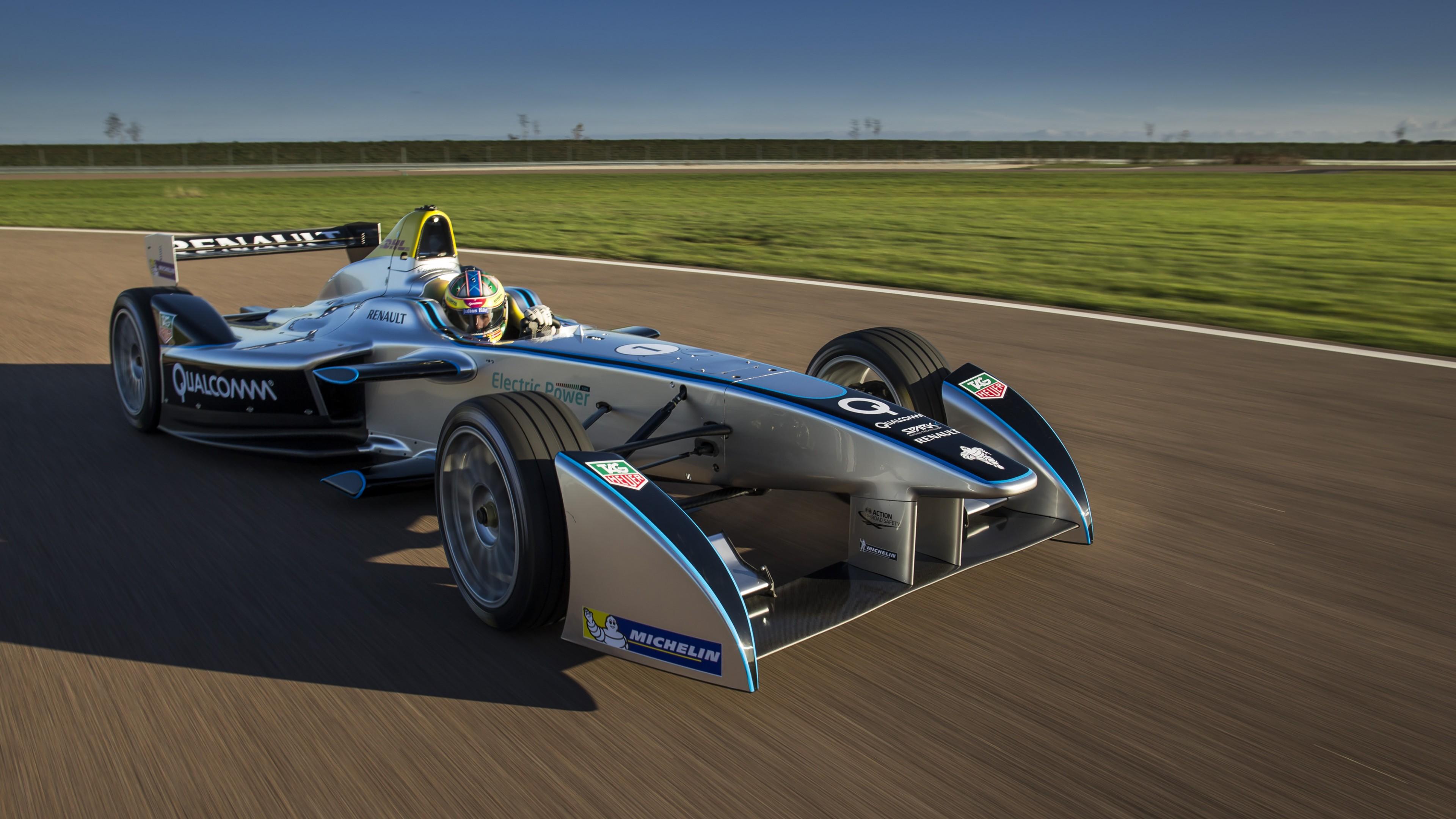 Wallpaper FIA Formula E 2015, sports car, electric cars ...