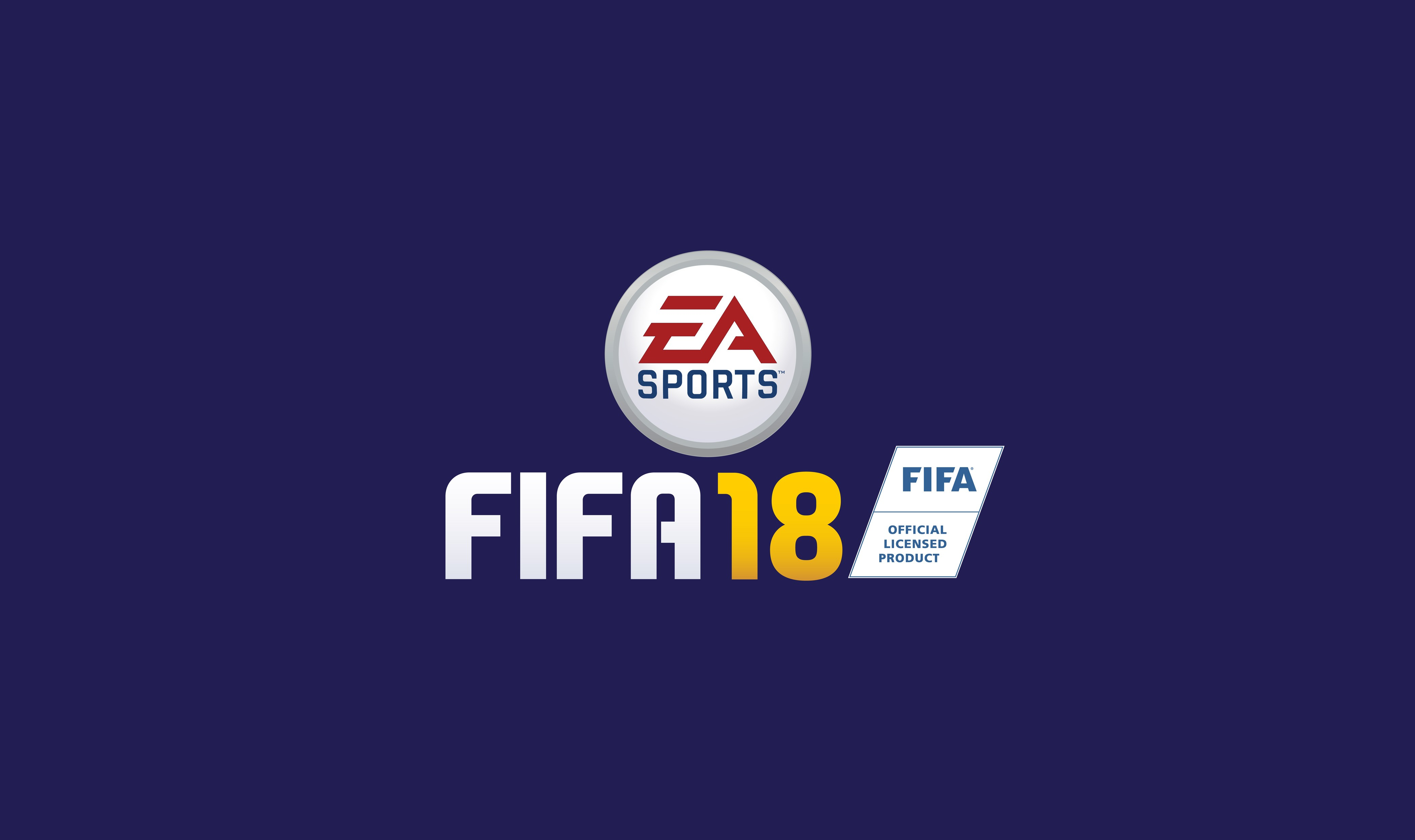 wallpaper fifa 18 5k poster e3 2017 games 13688