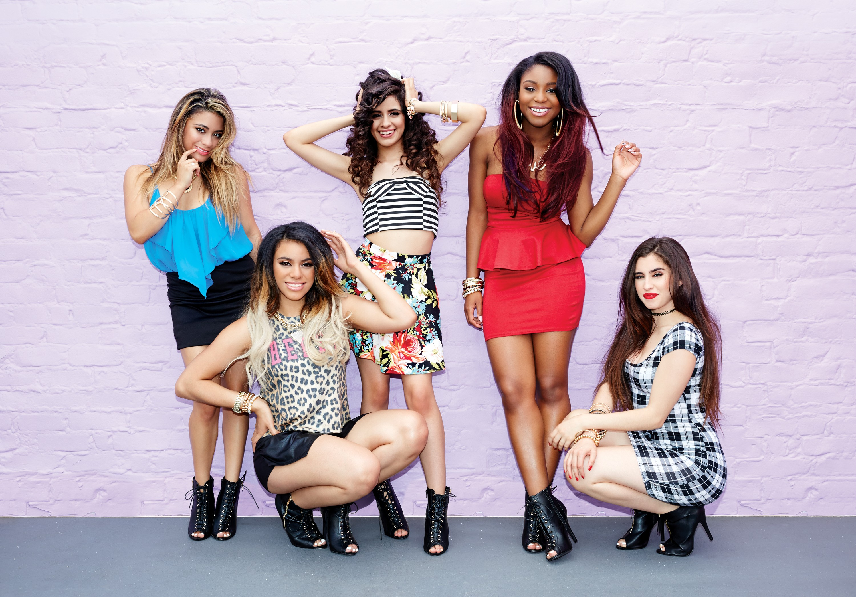 Fifth Harmony Wallpaper, Celebrities / Artists: Fifth Harmony, Top ...