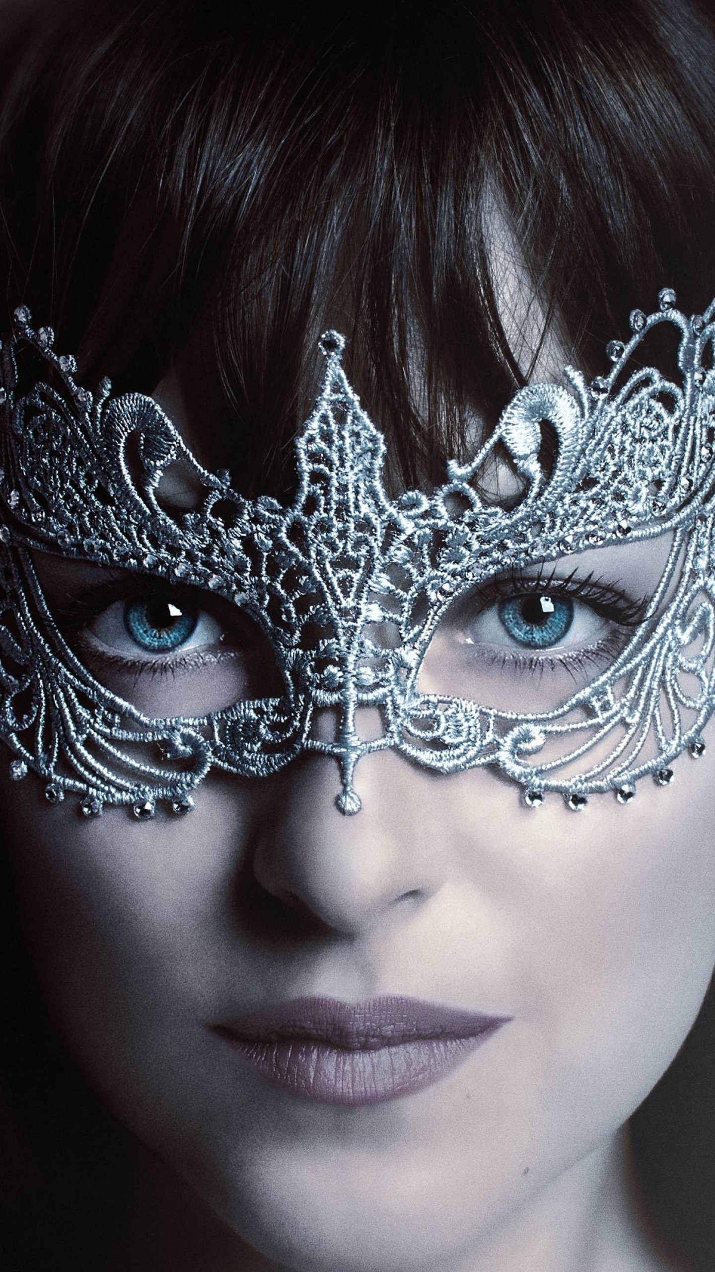 Wallpaper Fifty Shades Darker Dakota Johnson Mask Best
