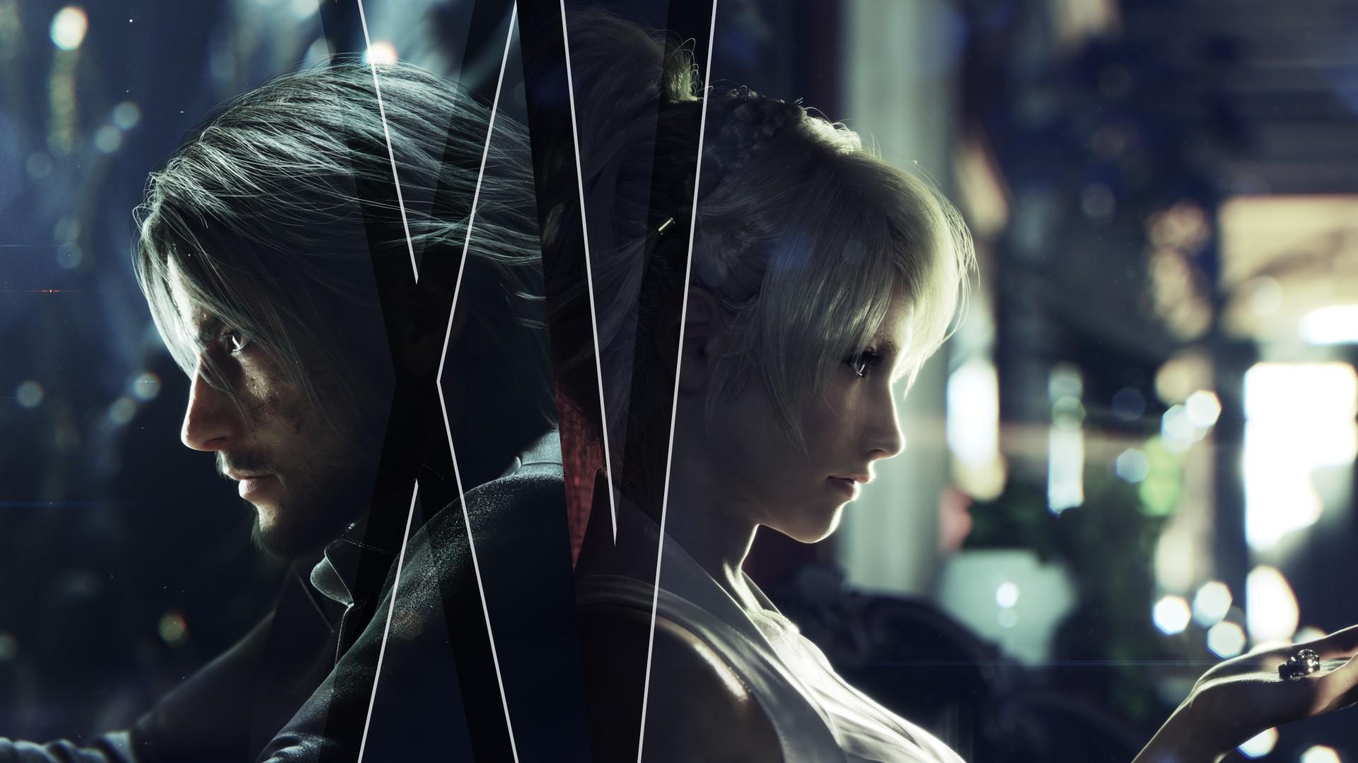 Wallpaper Final Fantasy XV Windows