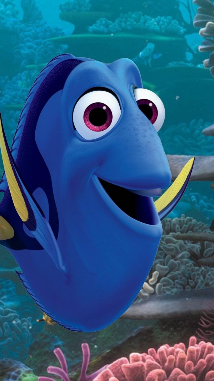 Wallpaper Finding Dory, nemo, fish, Pixar, animation ...  Walt Disney Pictures Presents A Pixar Animation Studios Film Finding Nemo