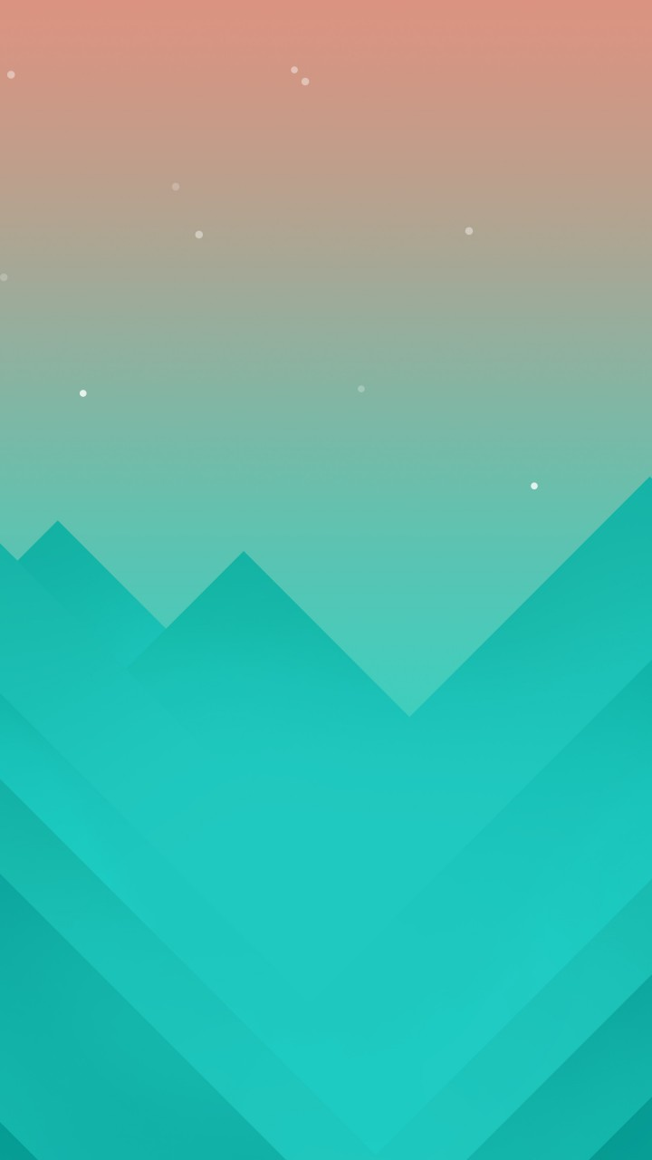 Wallpaper Flat Polygons 4k 5k Mountains Iphone