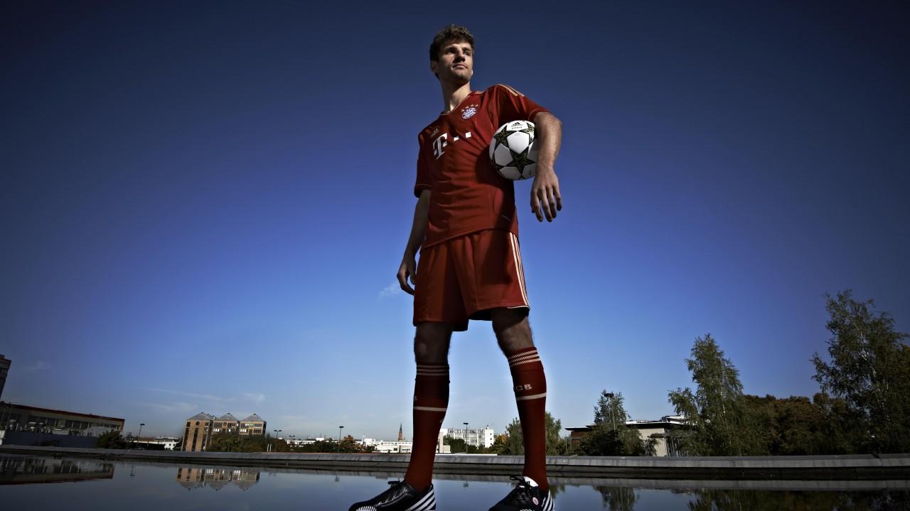 Thomas Wallpaper The  Football, soccer, best Muller,
