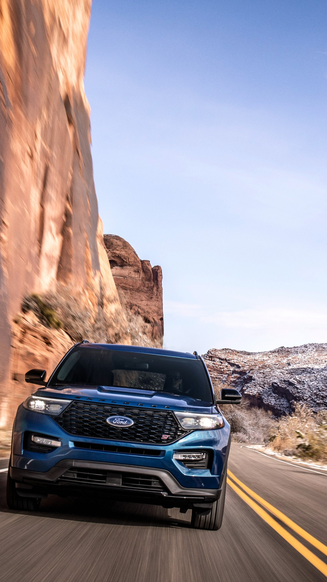 Wallpaper Ford Explorer, SUV, 2020 Cars, 2019 Detroit Auto ...