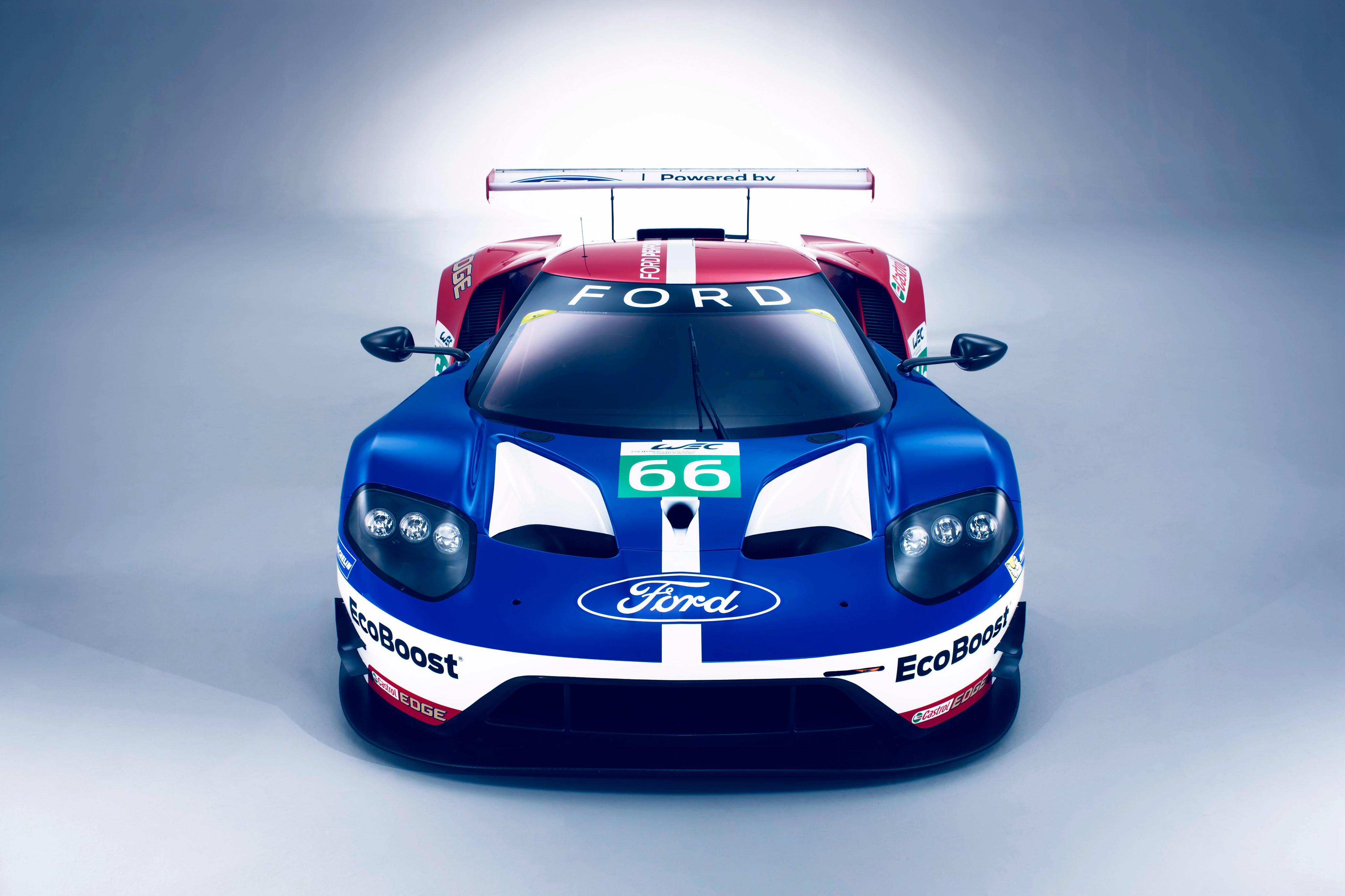 Wallpaper Ford GT Race Car, 24 Hours of Le Mans, Cars ...