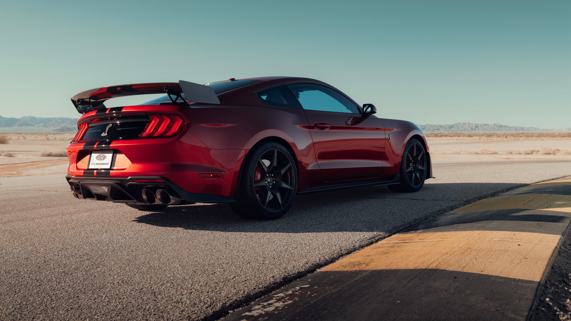 Wallpaper Ford Mustang Shelby GT500, 2020 Cars, 2019 ...