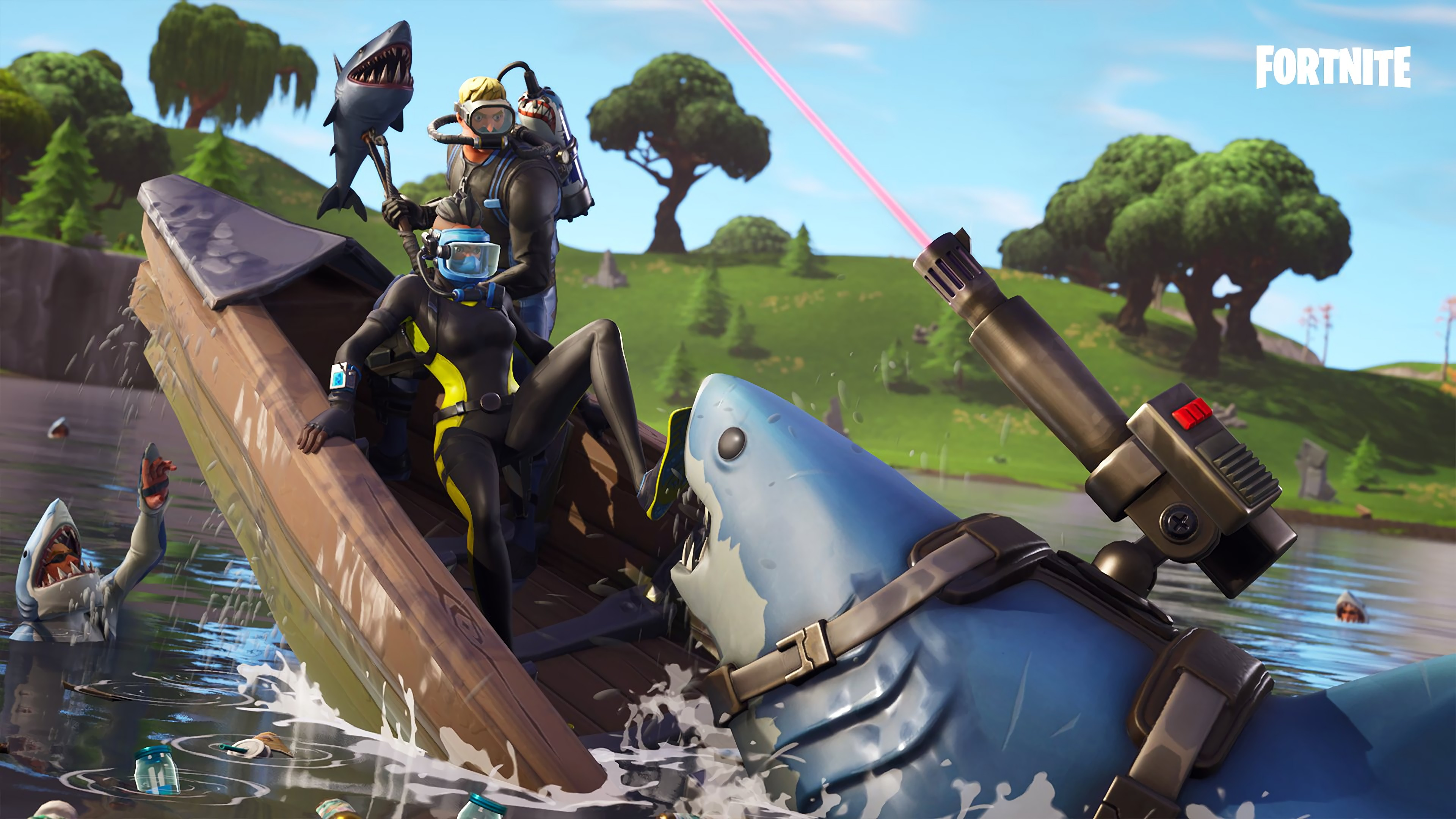 Wallpaper fortnite screenshot 4k games 19924 - 4k fortnite wallpaper ...