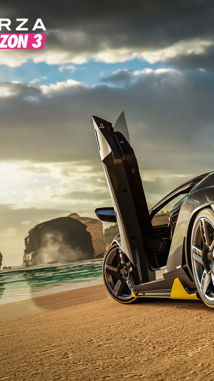 Wallpaper Forza Horizon 3 Racing Extreme E3 2016 Best