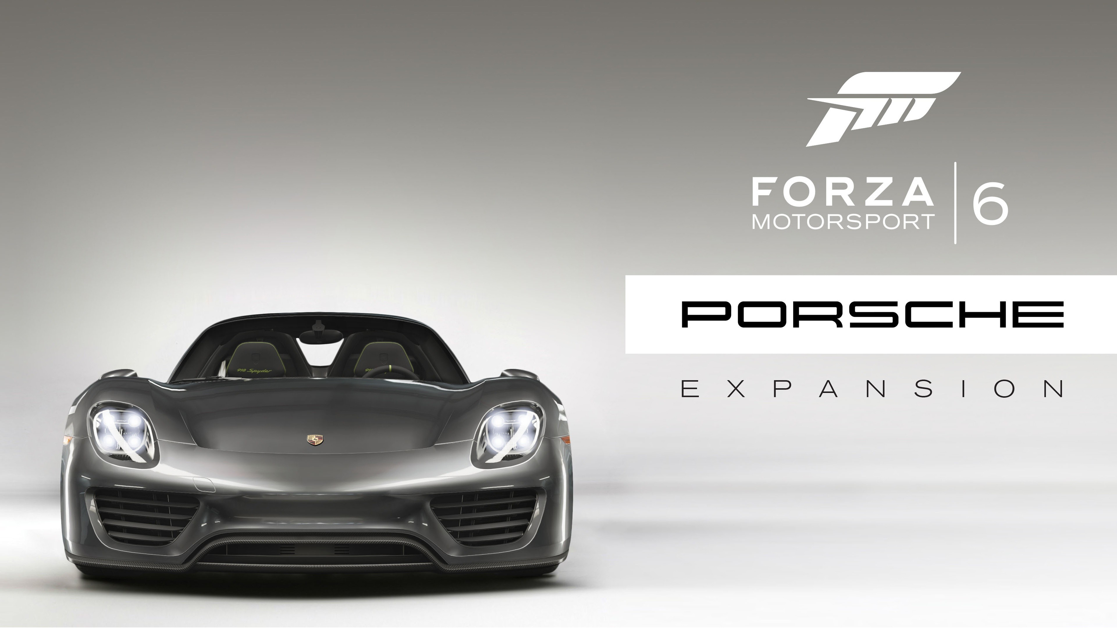 Wallpaper Forza Motorsport 6 Apex Porsche Expansion