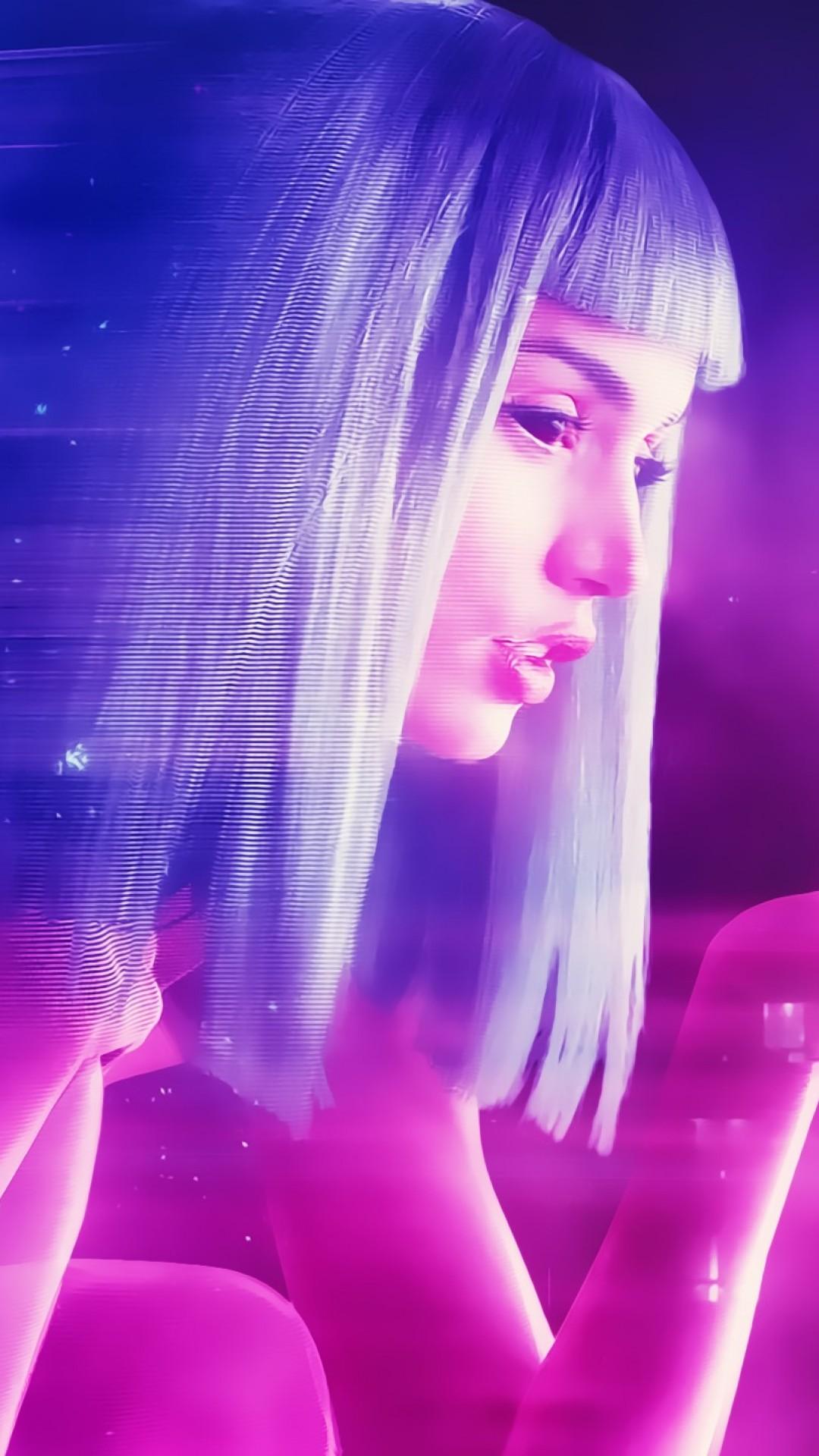 Wallpaper futuristic, cyberpunk, future world, 4K, Art #20445