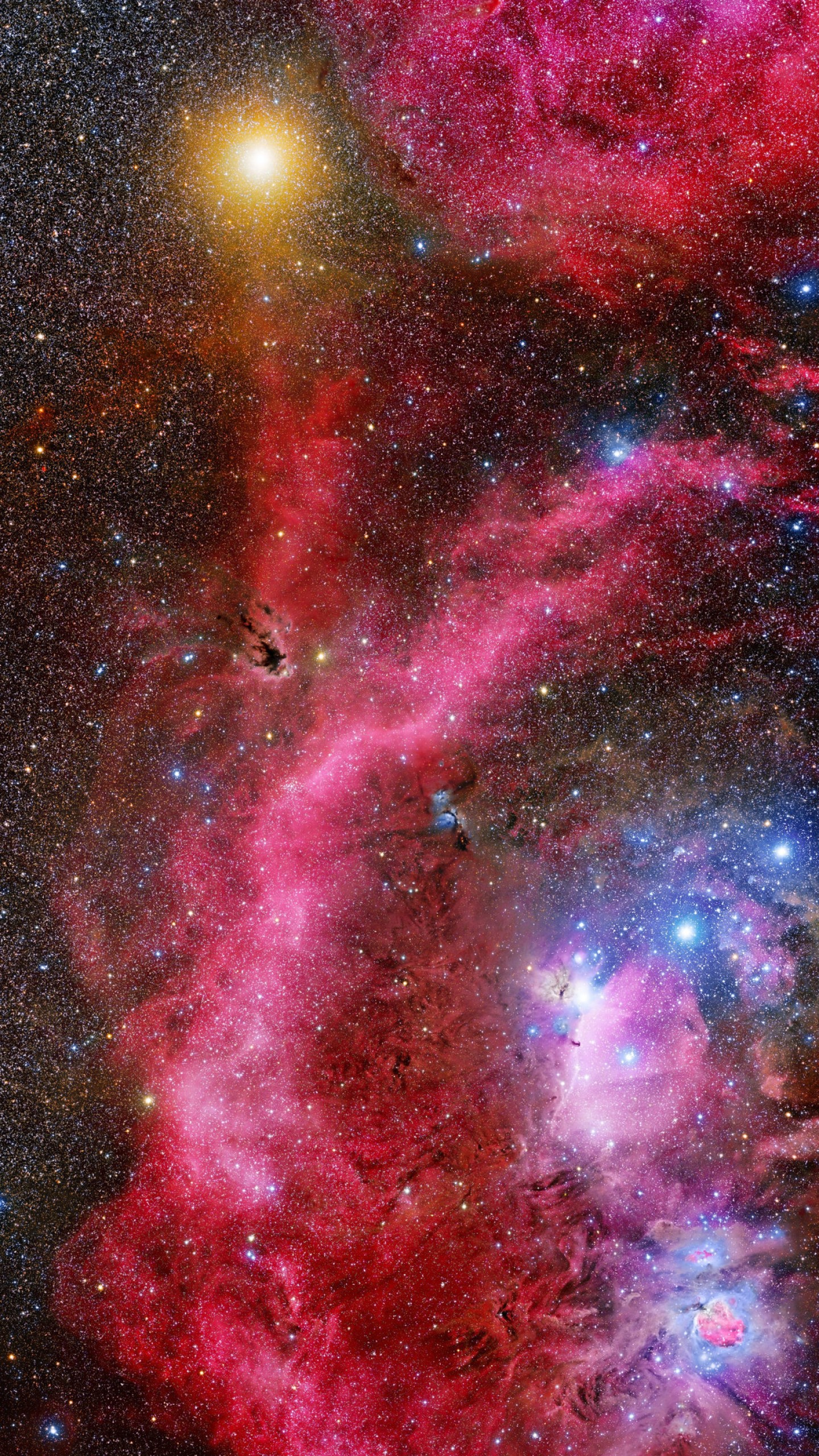 Wallpaper galaxy stars orion 4k space 18275 - Wallpaper galaxy 4k ...