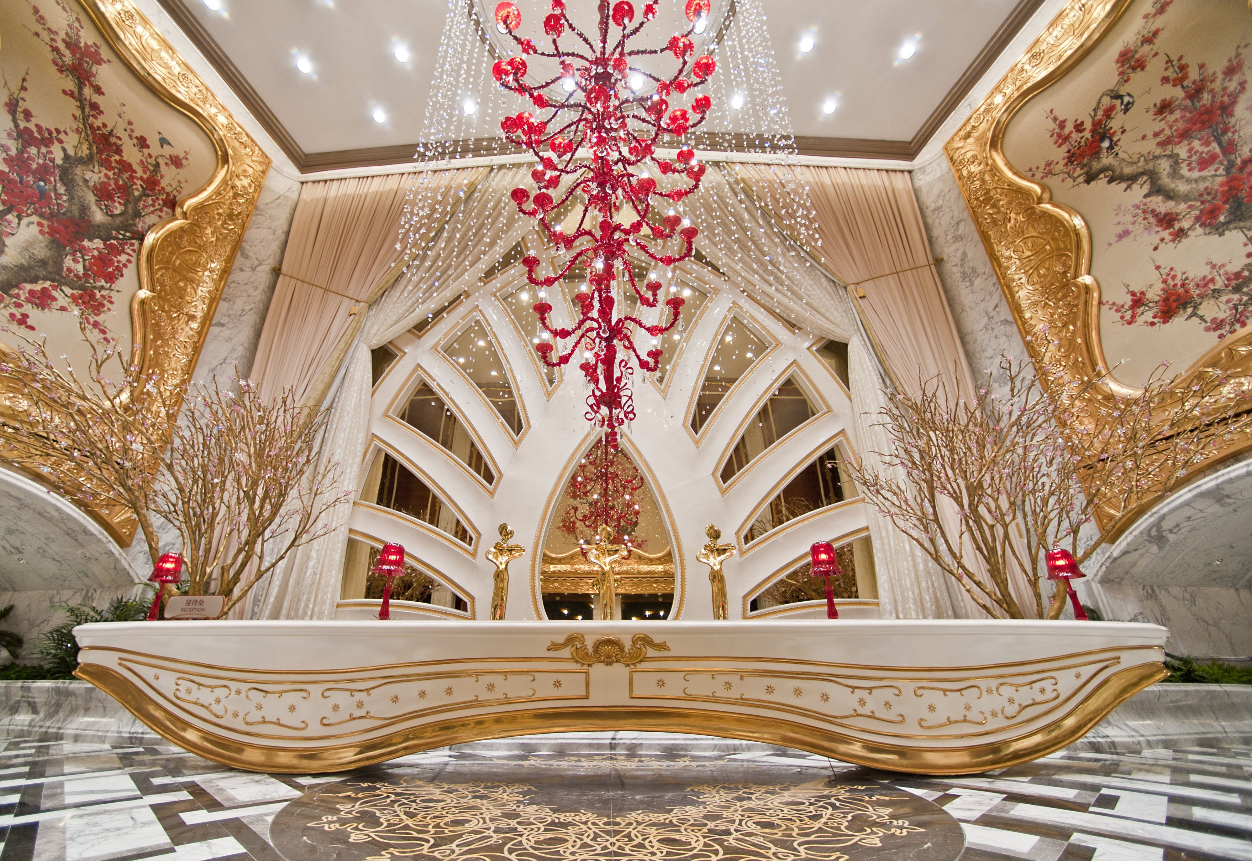 Wallpaper Galaxy Macau Cotai Strip China Casino Best