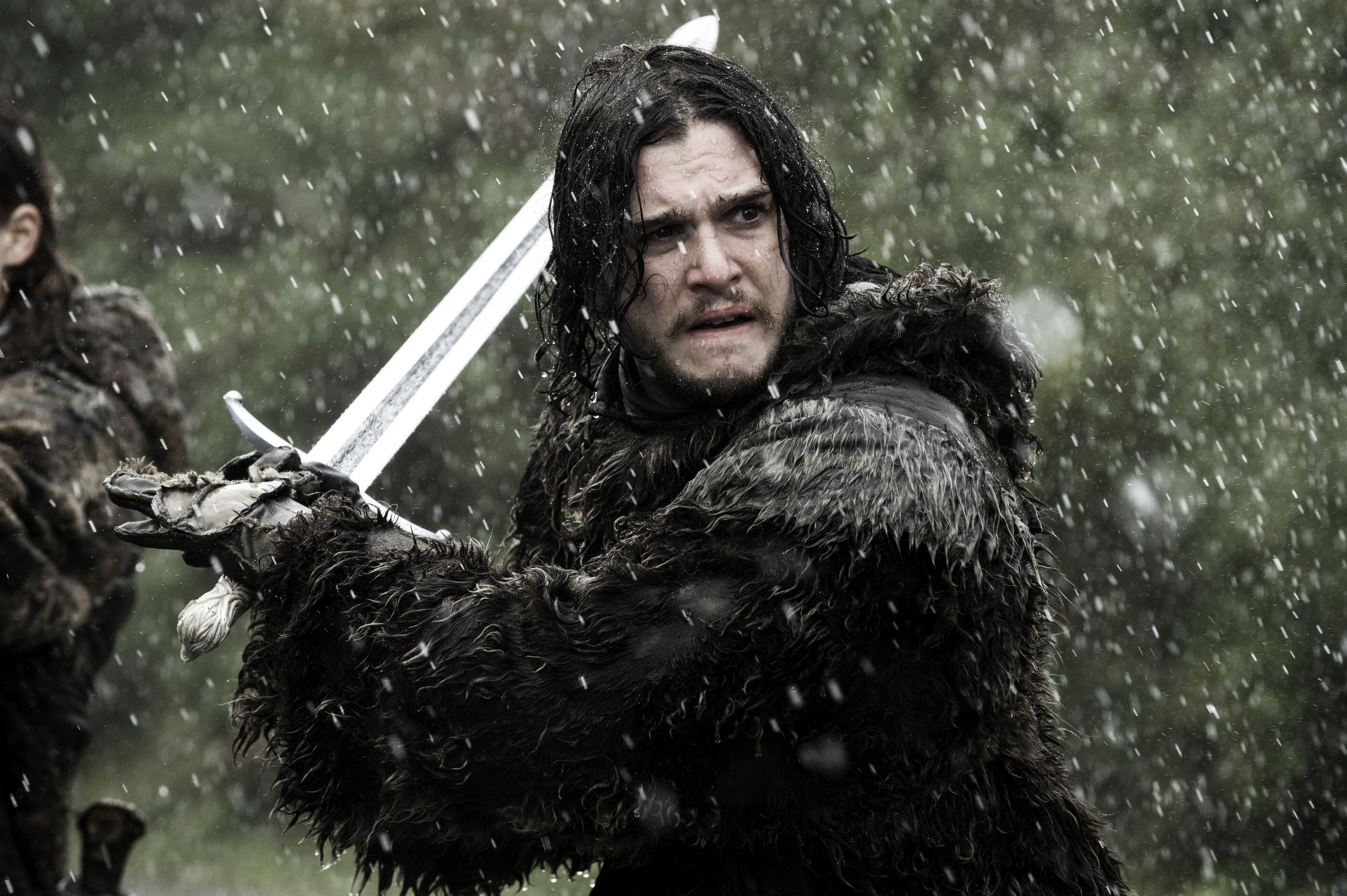 Wallpaper Game Of Thrones 6 Season Jon Snow Kit