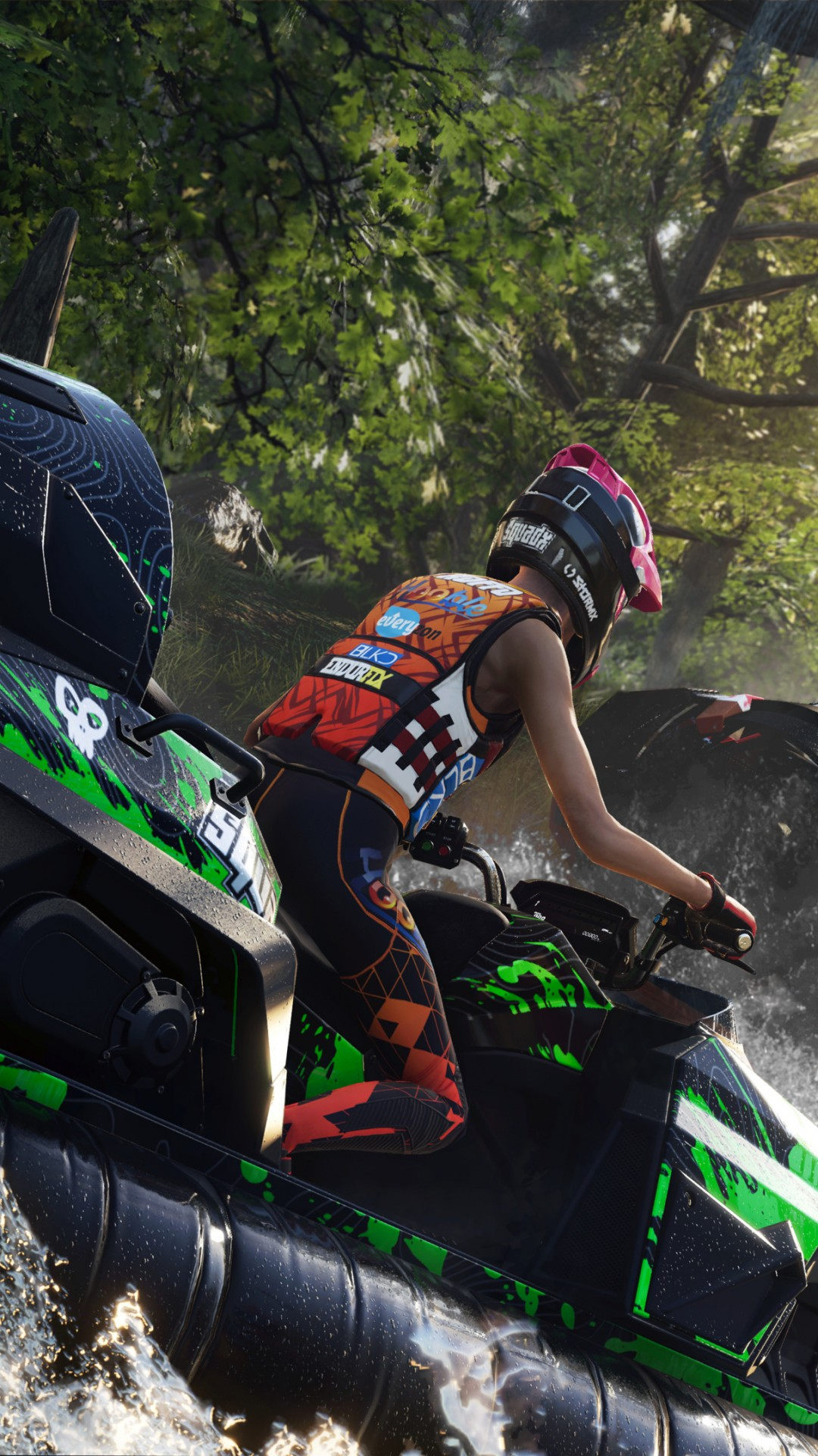 Wallpaper Gator Rush The Crew 2 Gamescom 2018