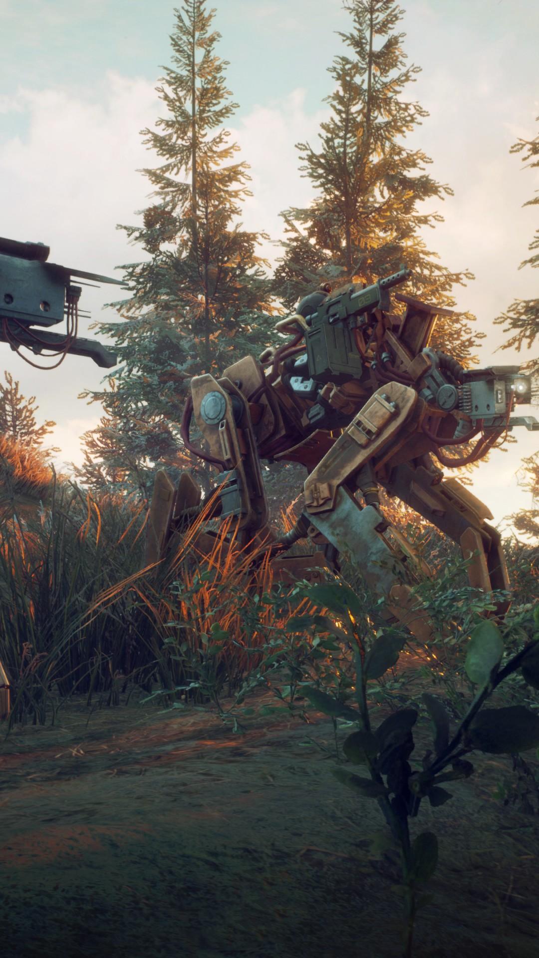 Wallpaper Generation Zero E3 2018 Screenshot 4k Games