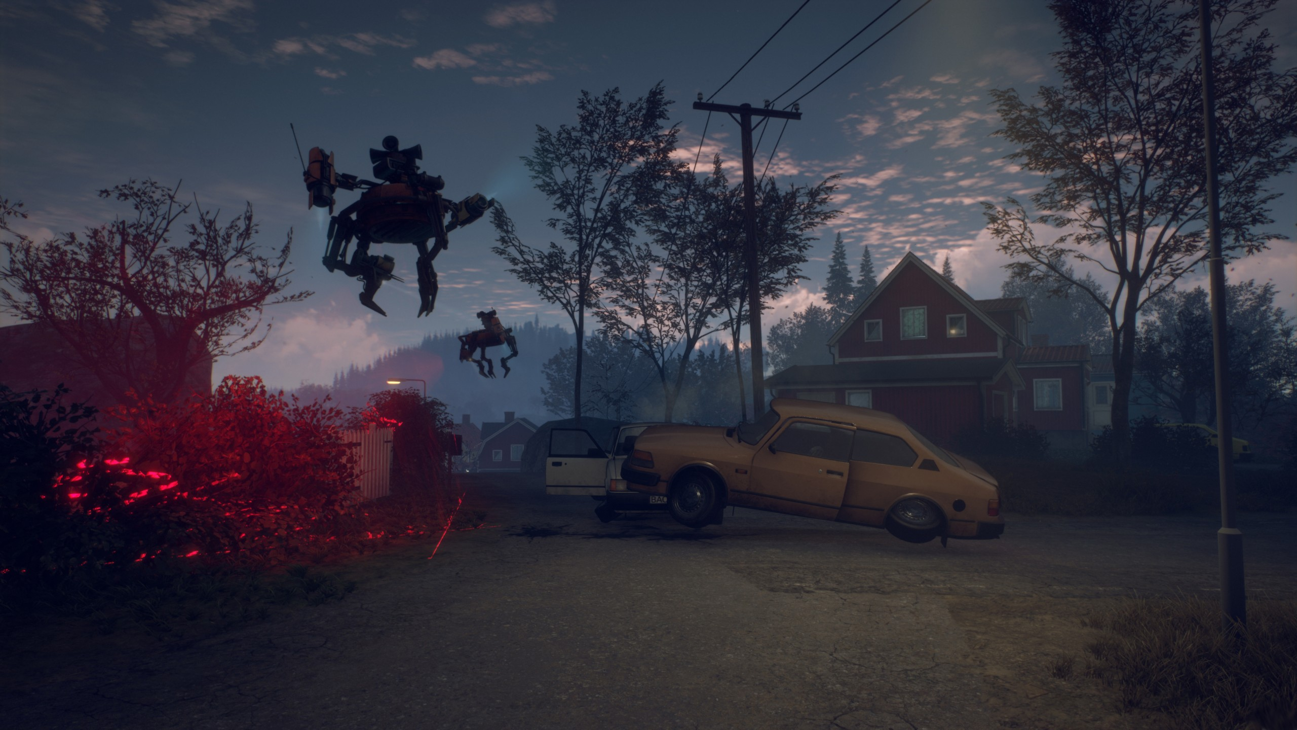 wallpaper generation zero  gamescom 2018  screenshot  4k