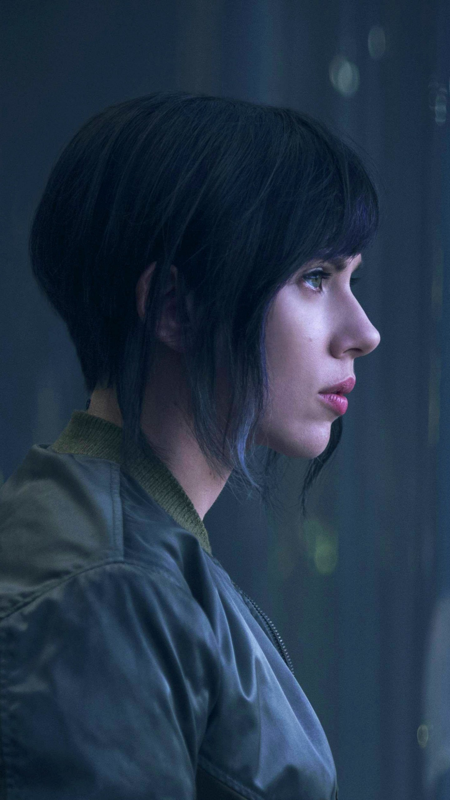 Wallpaper Ghost In The Shell Scarlett Johansson Movies 10563