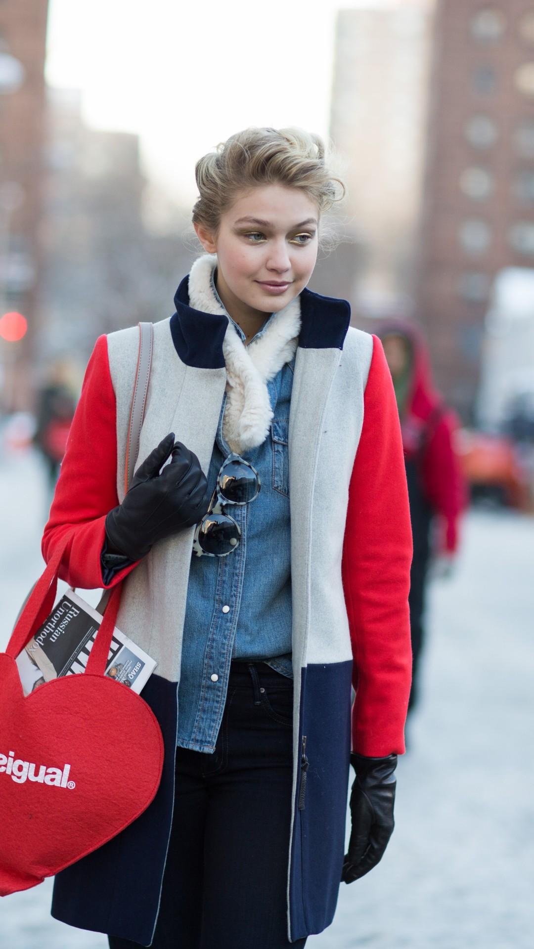 Wallpaper Gigi Hadid, Top Fashion Models 2015, model, TV ...