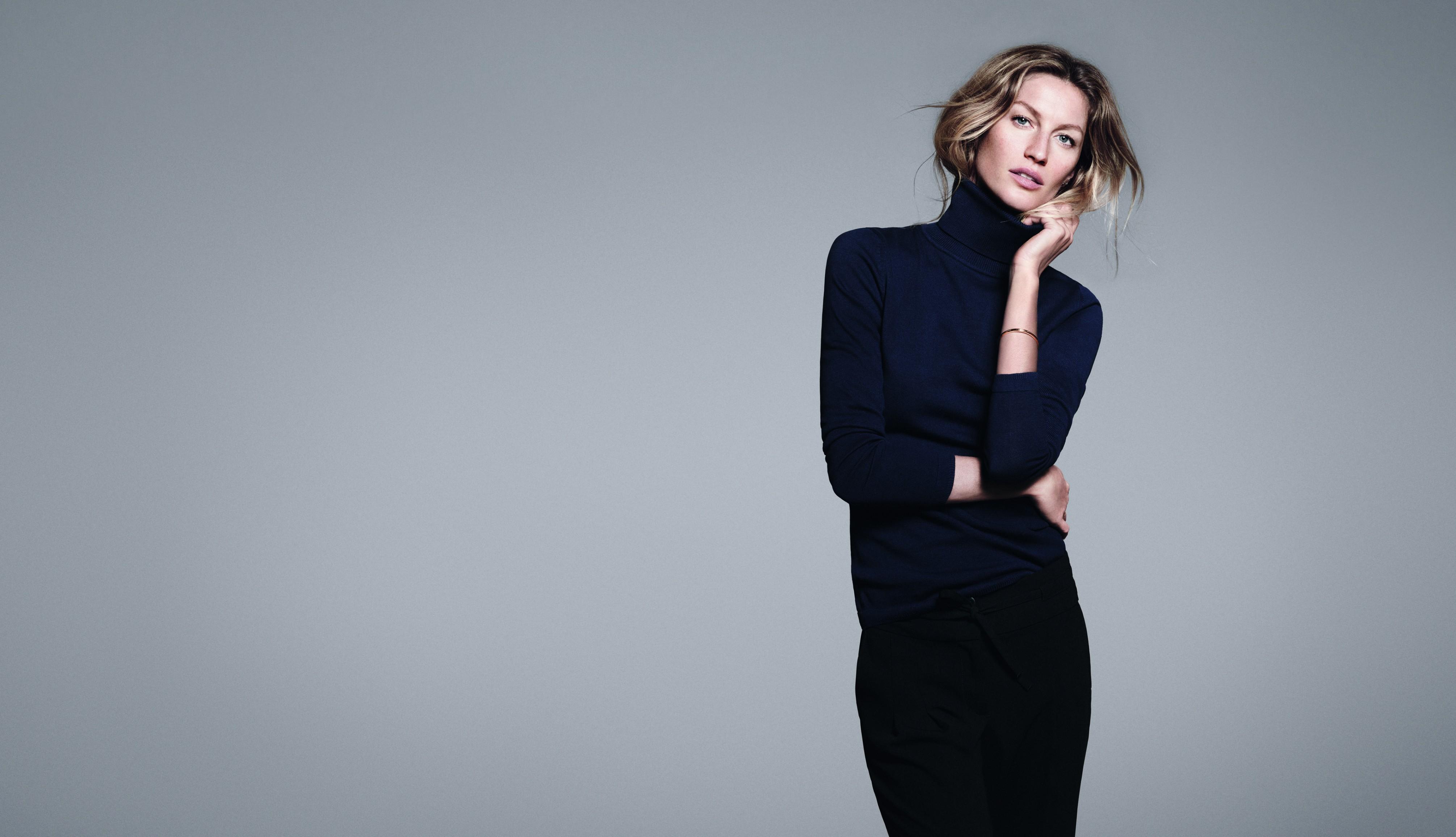 Gisele Bundchen Fashion Model Celebrity Actress Studio 886
