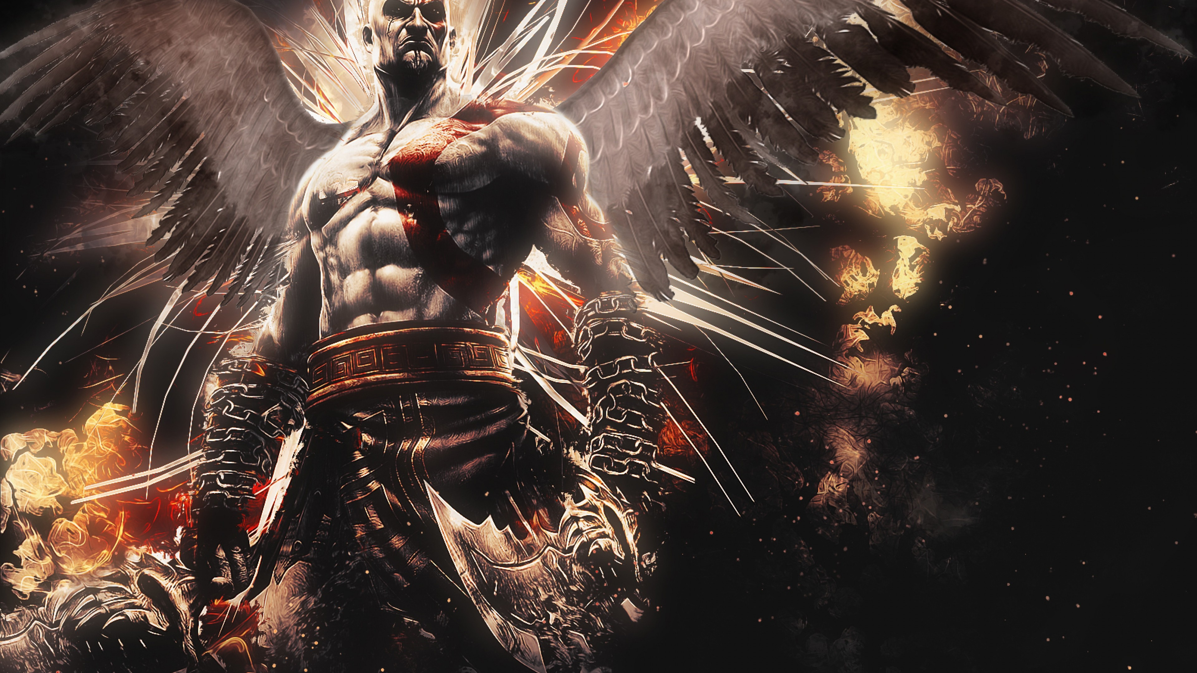 Wallpaper God Of War 4k E3 2017 Screenshot Games 14342 Page 4