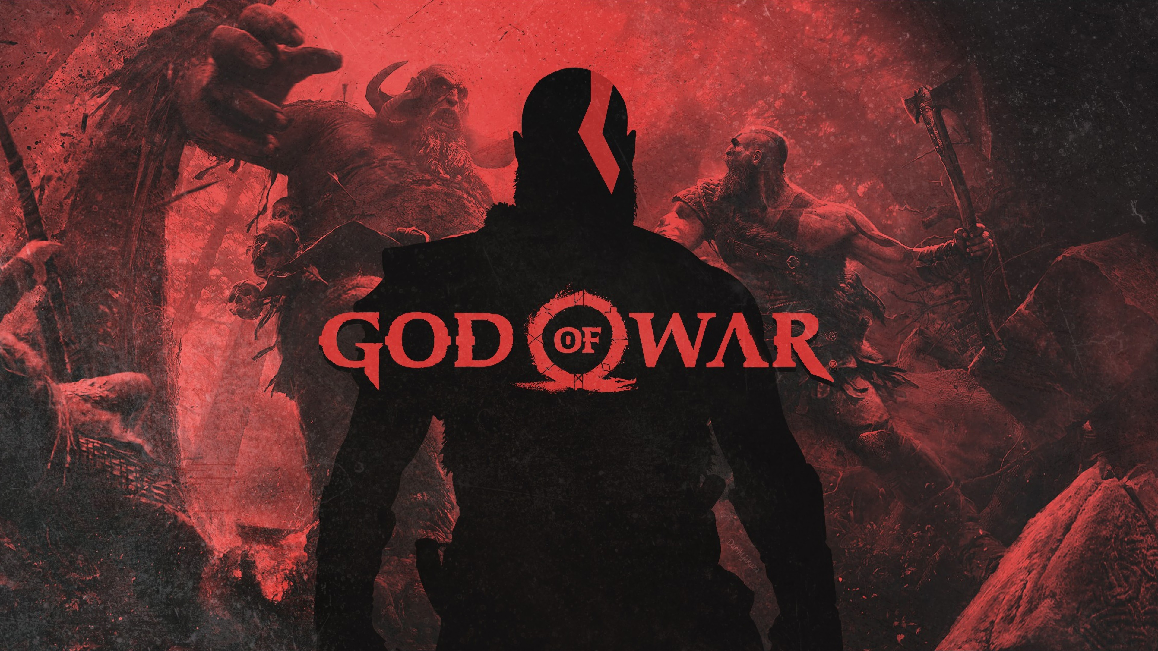 Wallpaper God Of War Poster 4k Games 19688 Page 2
