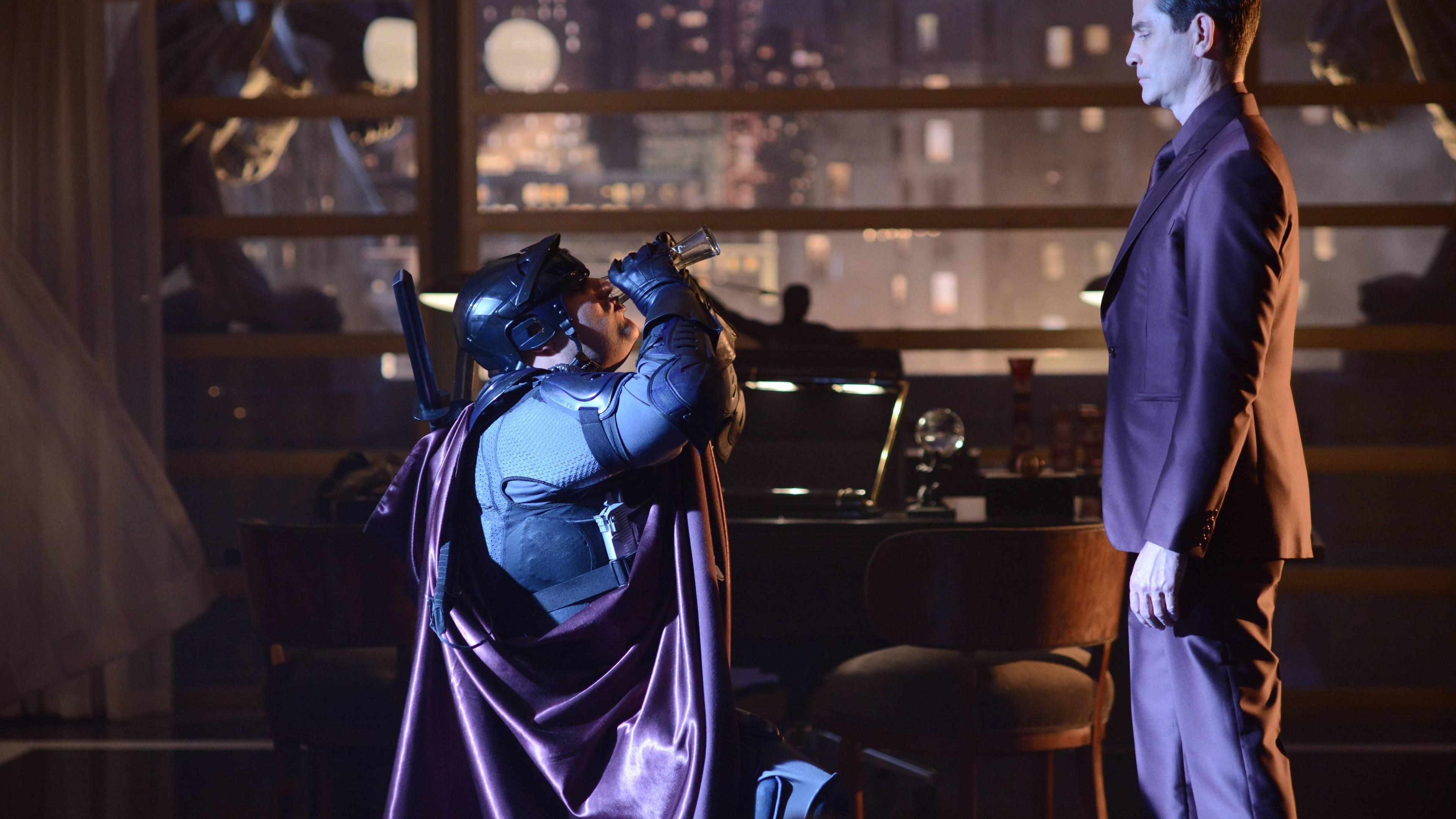Wallpaper Gotham 2 season, Gotham, TV Series, crime, Movies