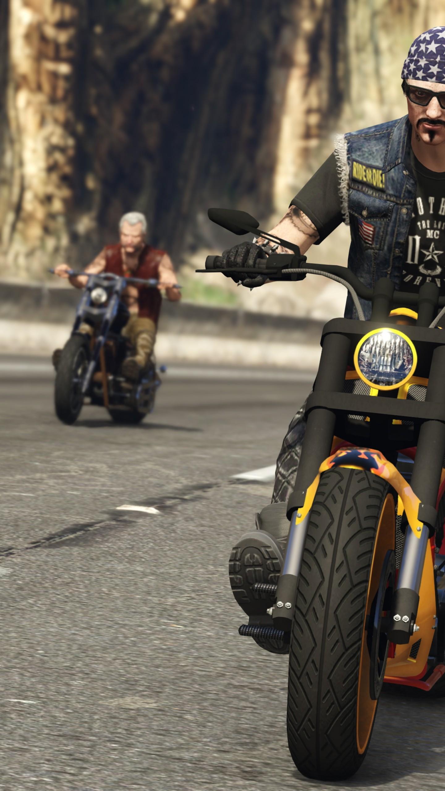 wallpaper gta online: bikers, gta, gta 5, best games, games #11812